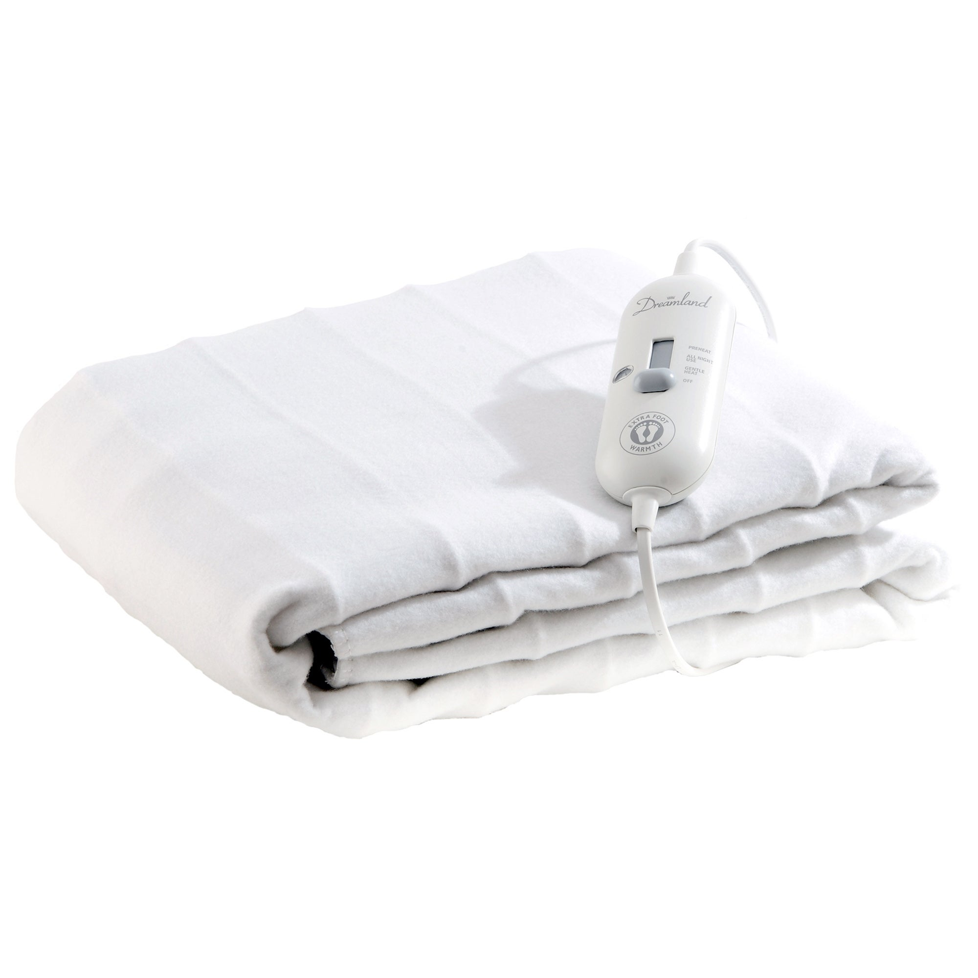 Dreamland Cosy Toes Electric Blanket