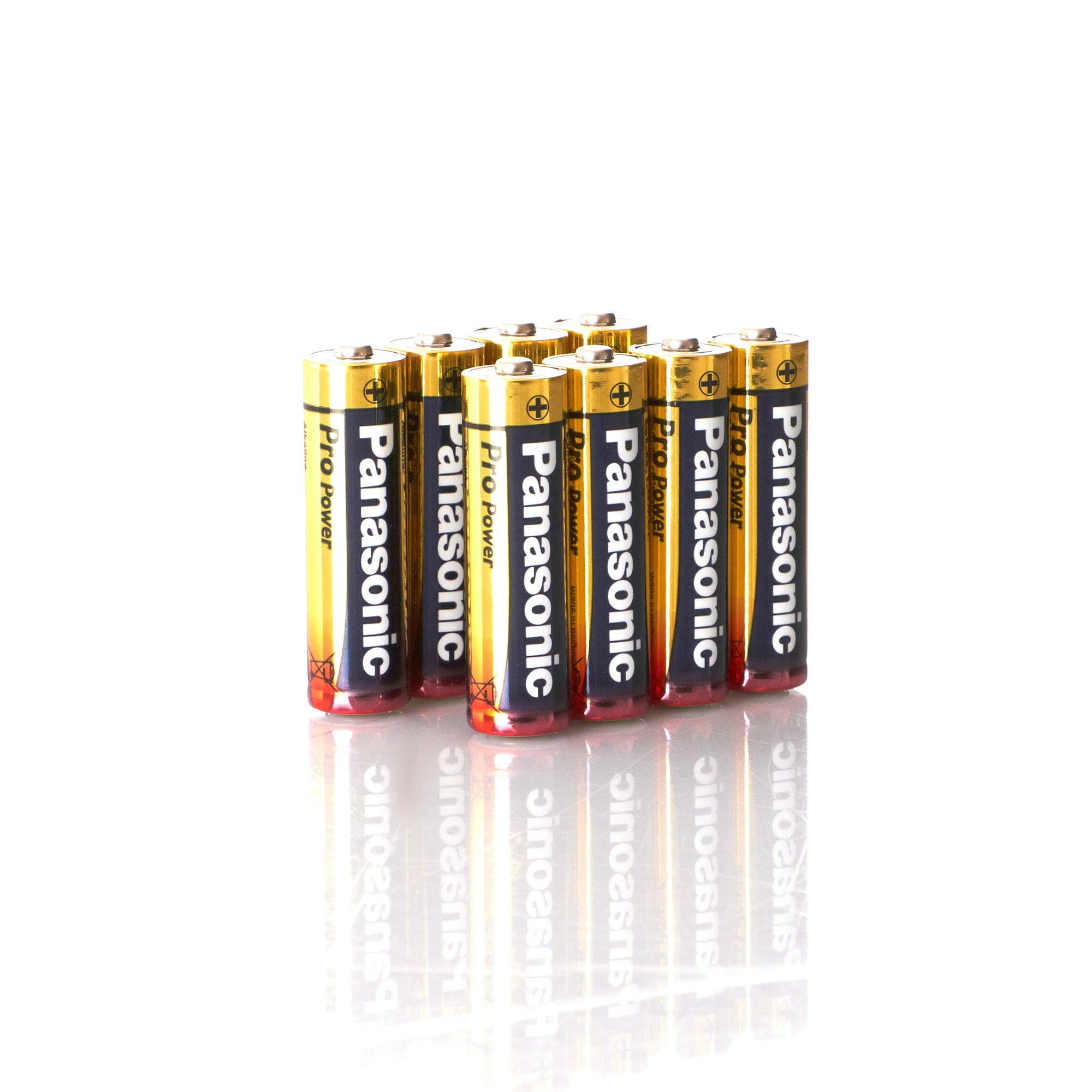 Panasonic 16 Pro Power AA Batteries