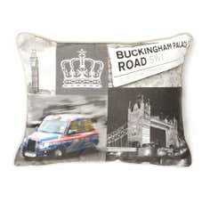 London Digital Print Cushion
