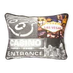 Las Vegas Digital Print Cushion