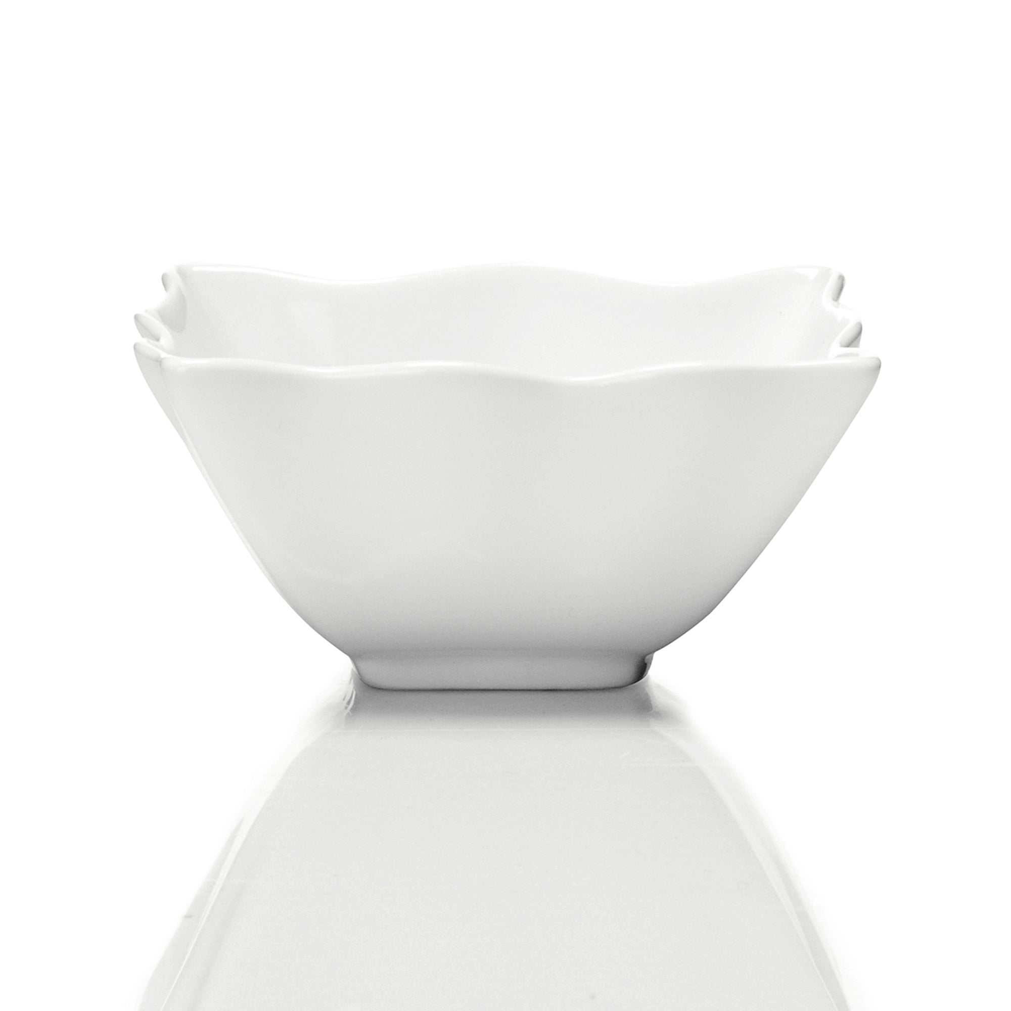 Simply Collection Wavy Square Dip Dish