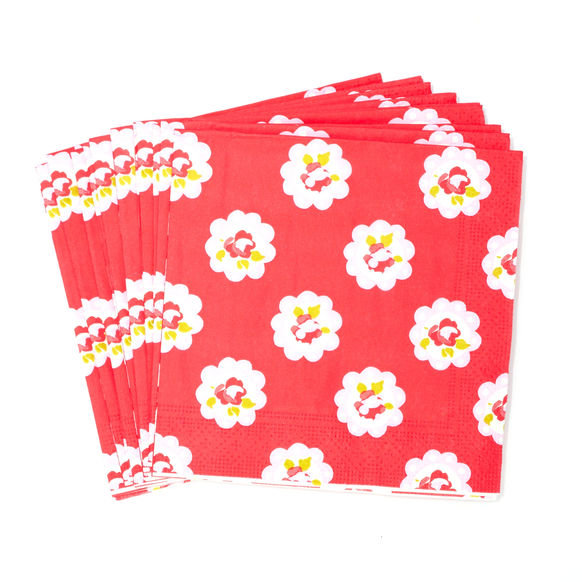 Rose and Ellis Allexton Collection Pack of 20 Paper Napkins