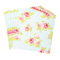 Rose and Ellis Clarendon Collection Pack of 20 Paper Napkins