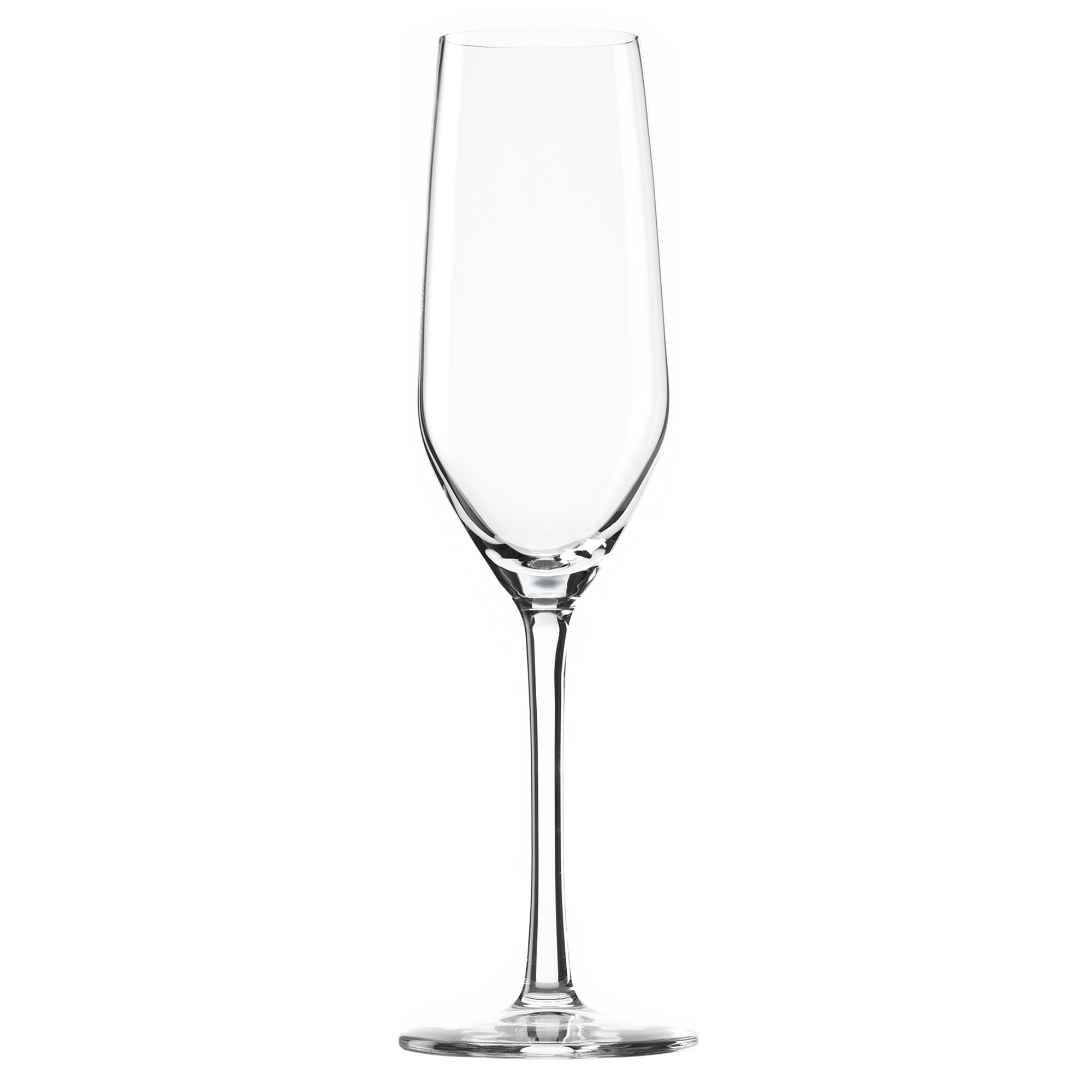 Royal Crystal Pack of 4 Flute Glasses