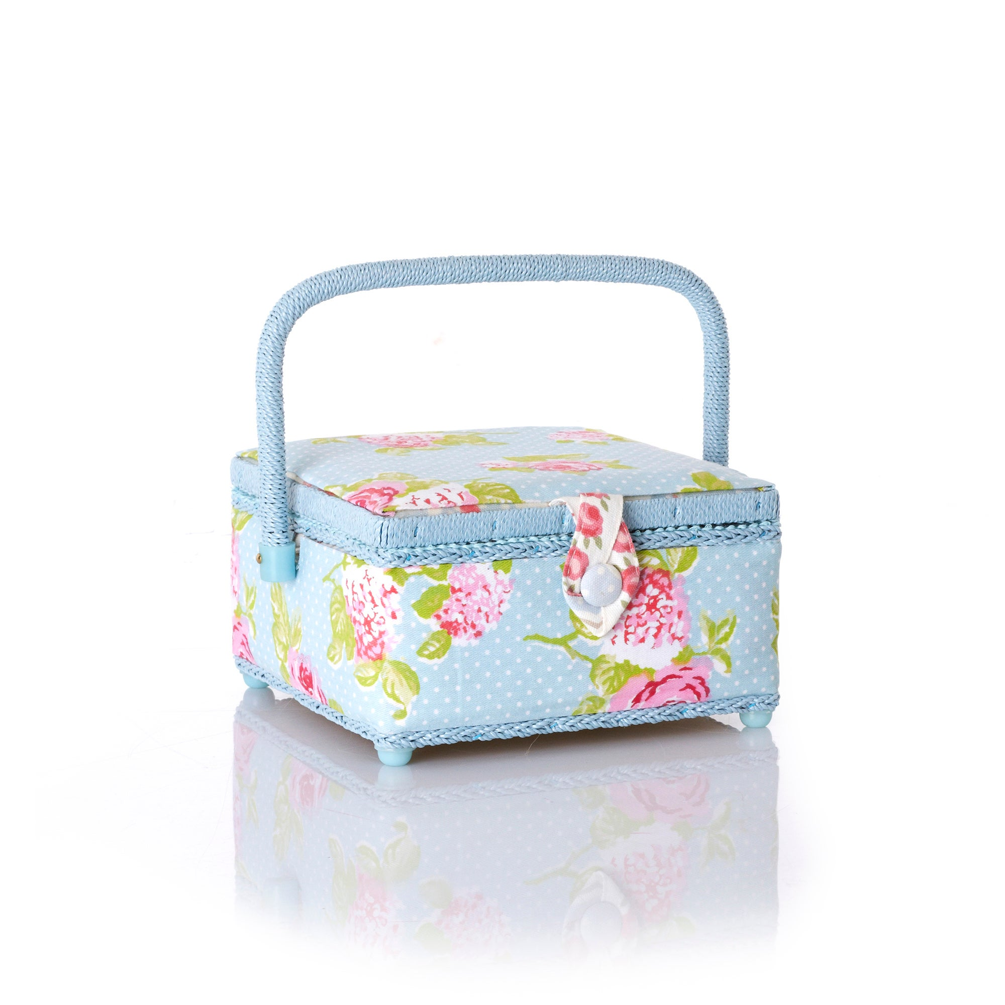Rose and Ellis Clarendon Collection Sewing Basket