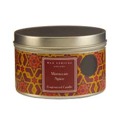 Wax Lyrical Moroccan Spice Candle Tin