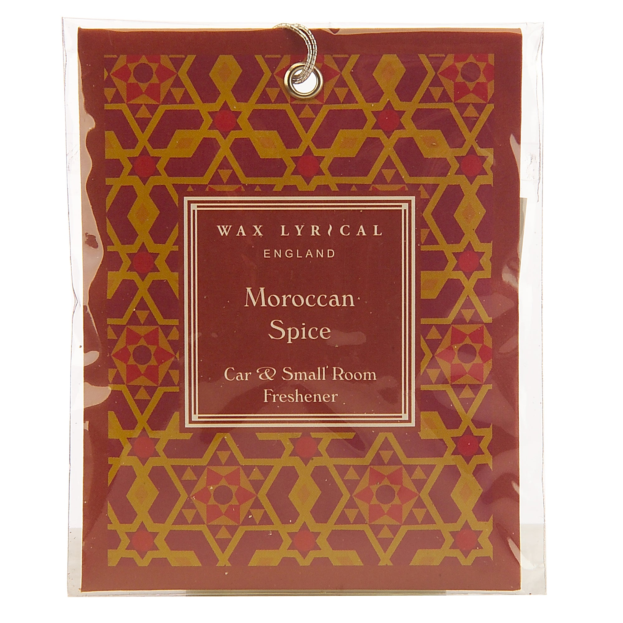 Wax Lyrical Set of 2 Moroccan Spice Scented Sachet