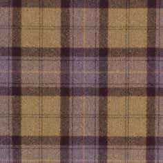 Plaid Scatter Cushion Fabric Sample