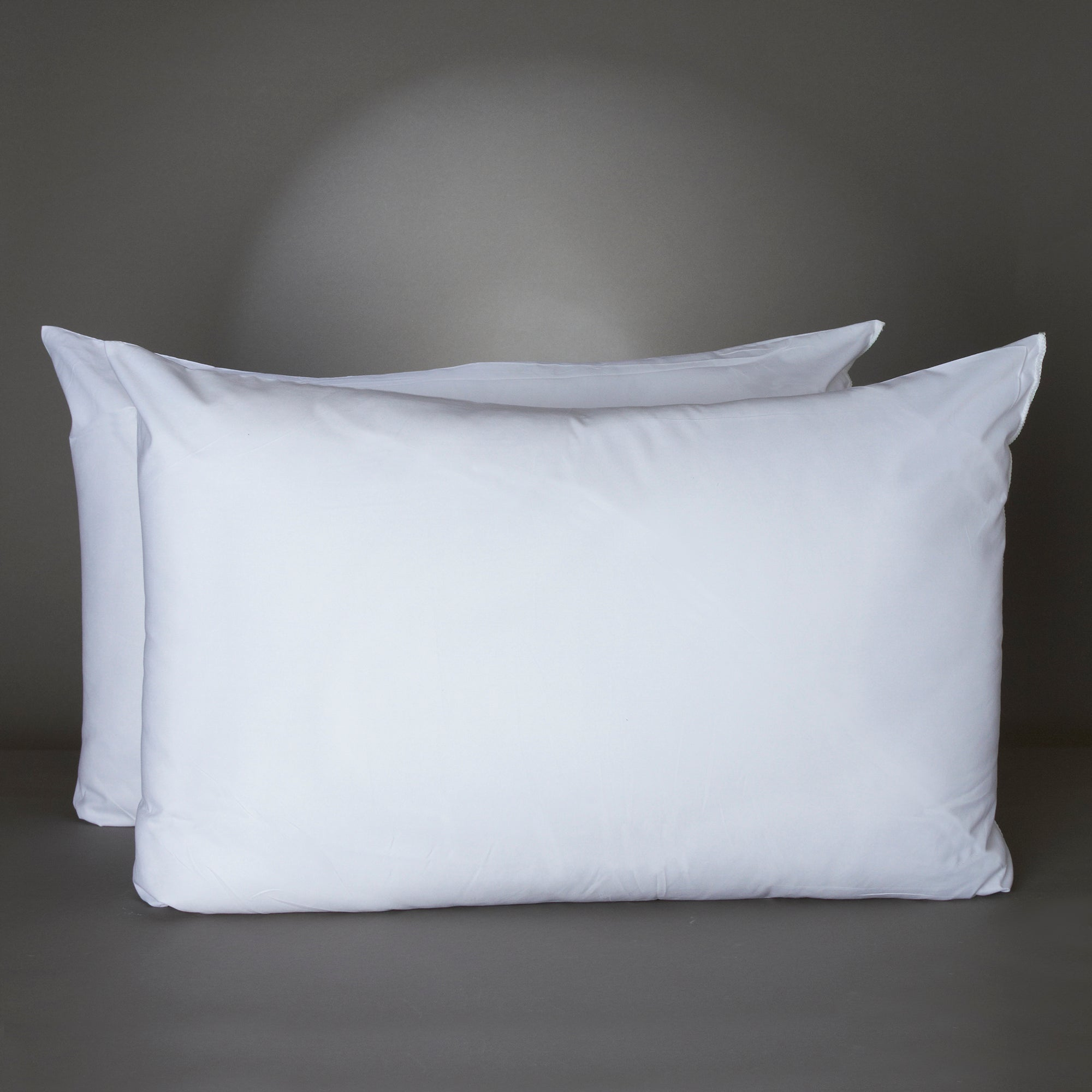 Pair of Microfibre Pillows