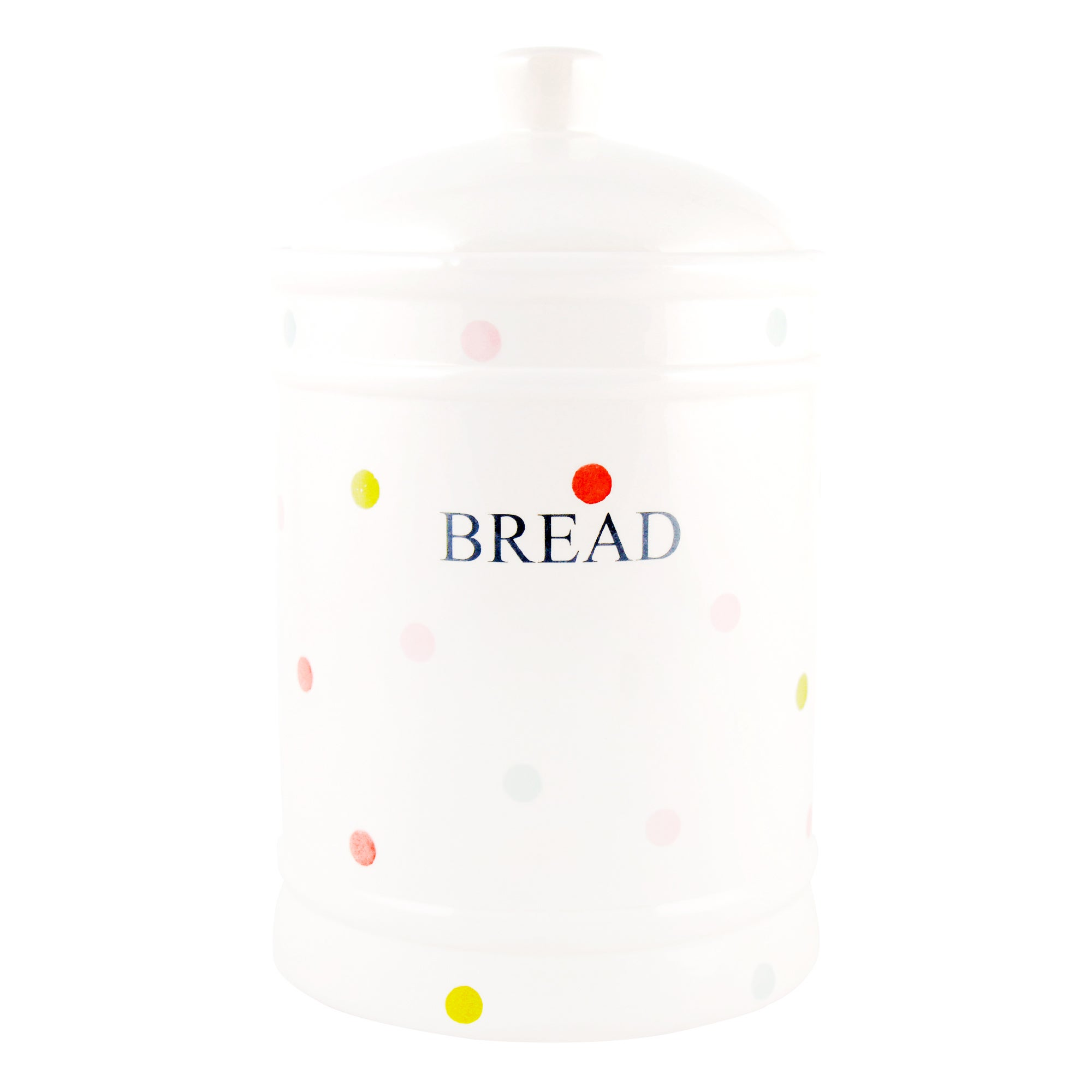 Candy Country Spot Collection Bread Bin