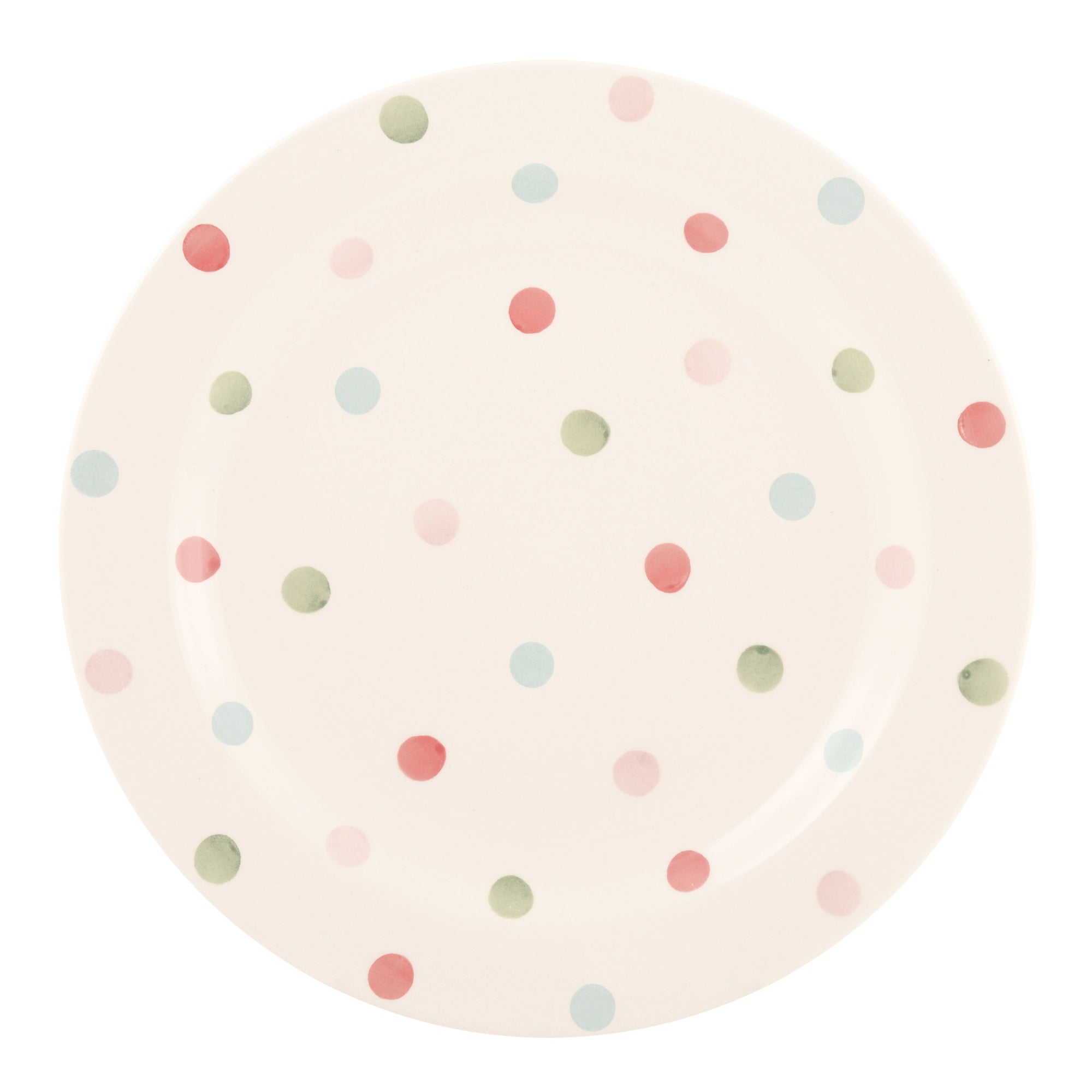 Candy Country Spot Collection Dinner Plate