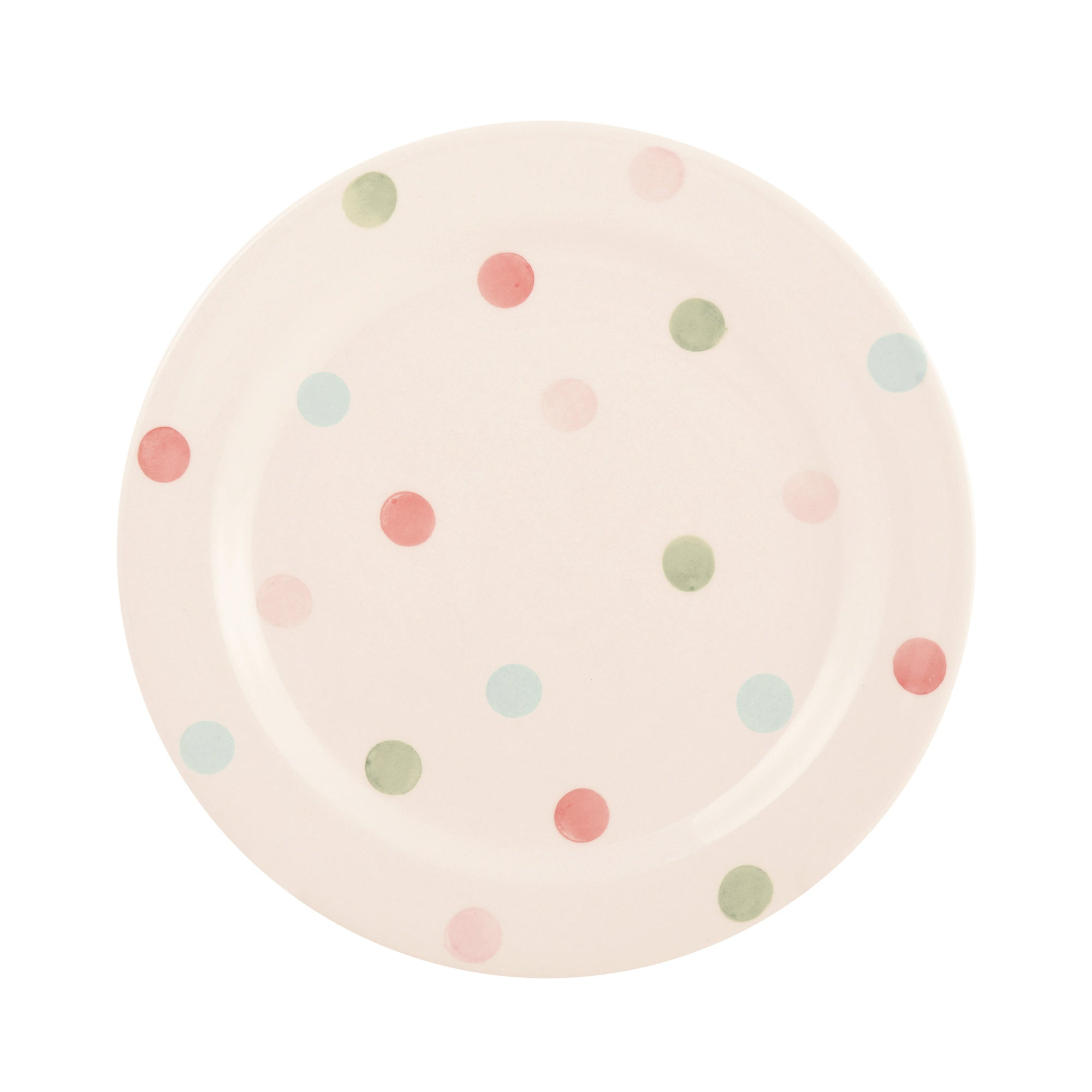 Candy Country Spot Collection Side Plate