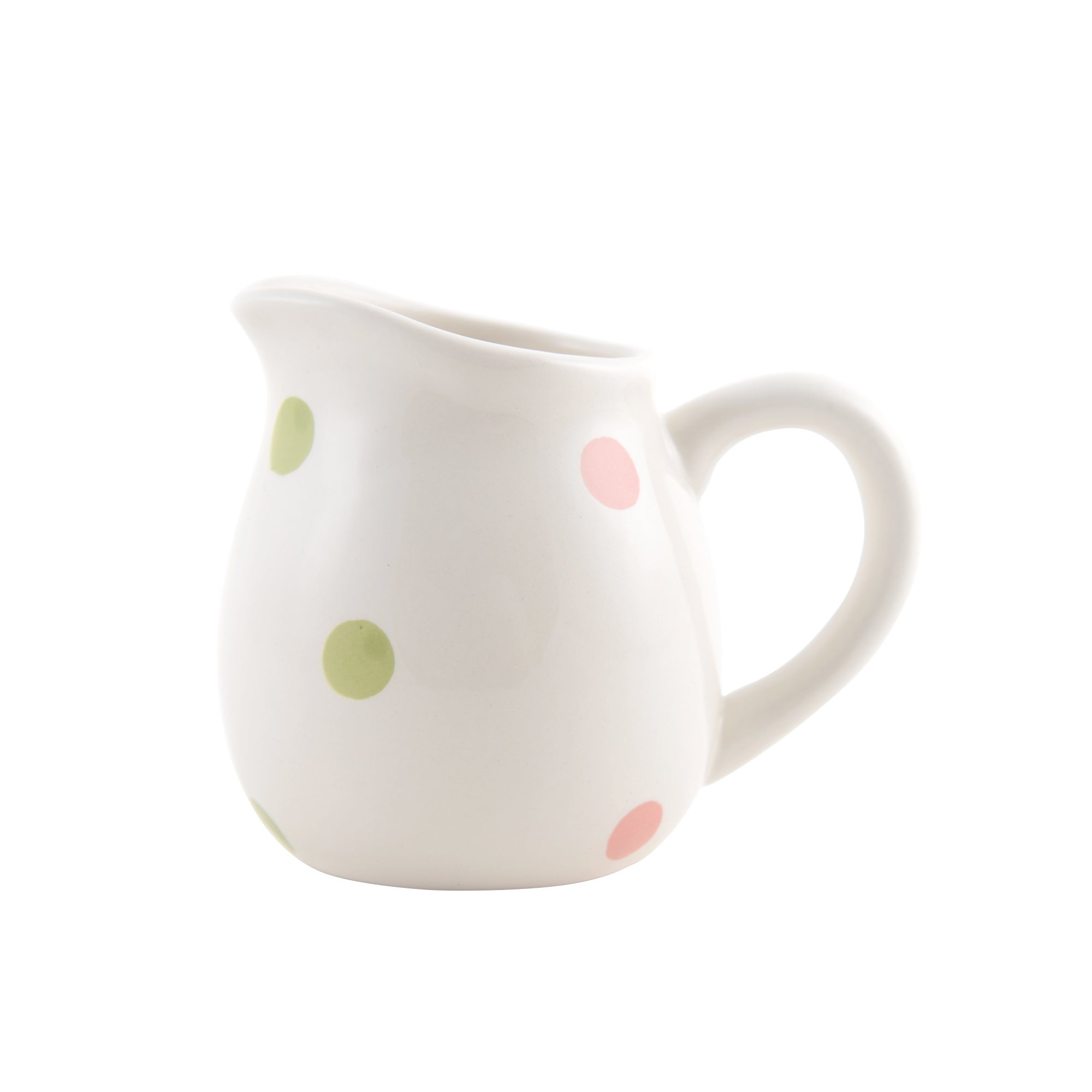 Candy Country Spot Collection Creamer