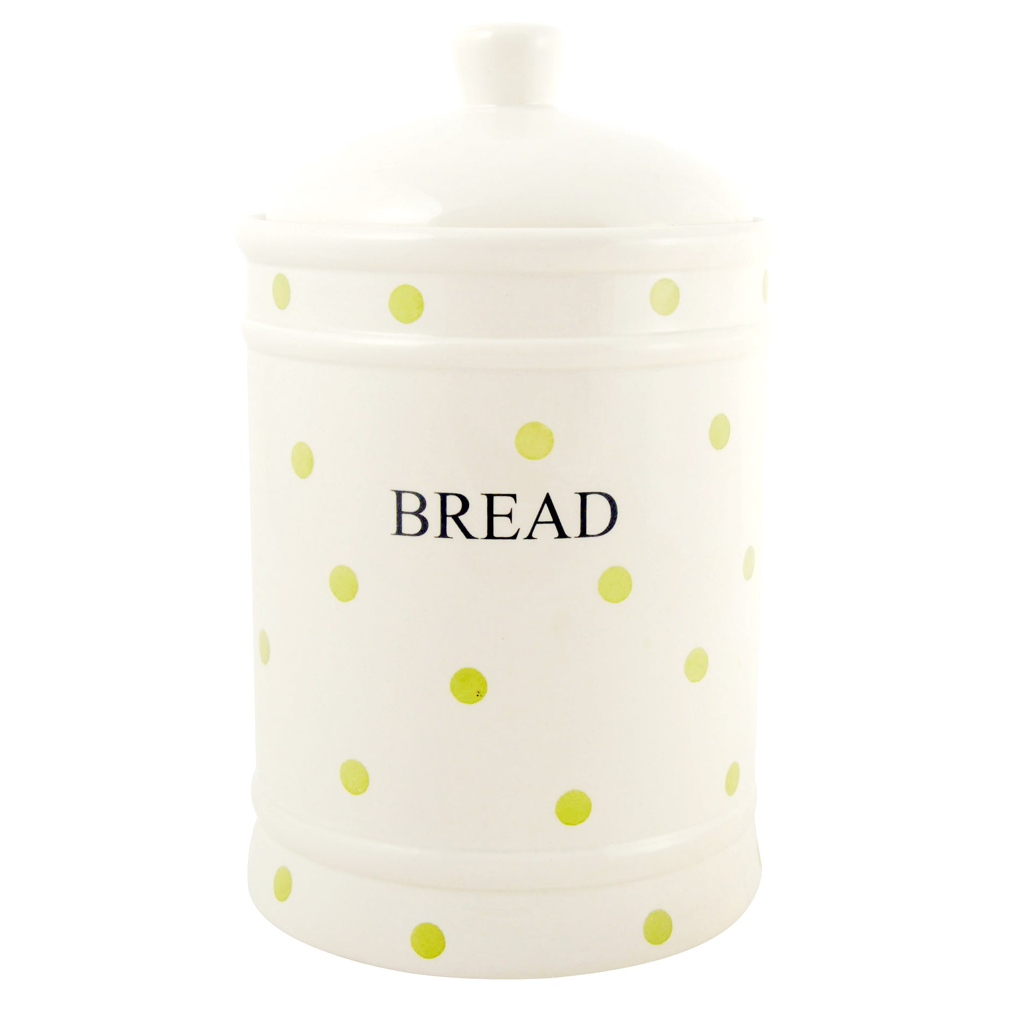 Sage Country Spot Collection Bread Bin