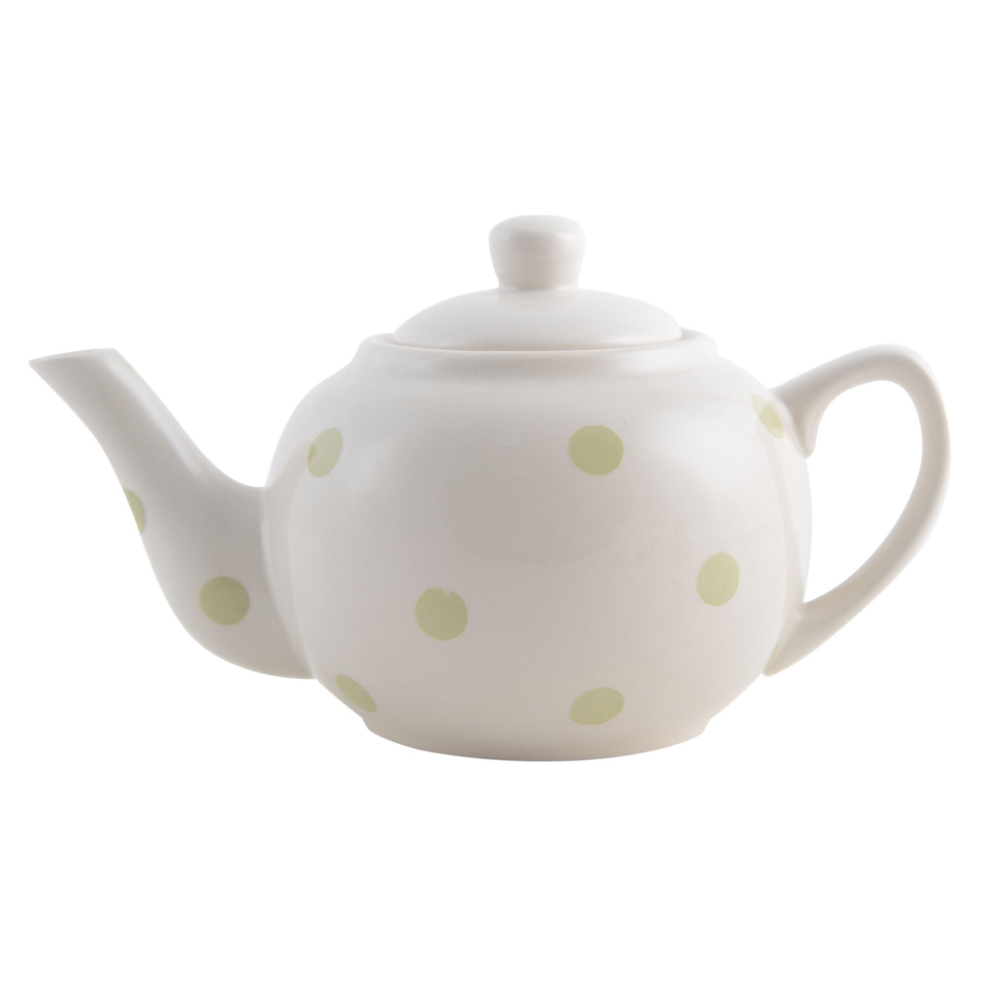 Sage Country Spot Collection Teapot