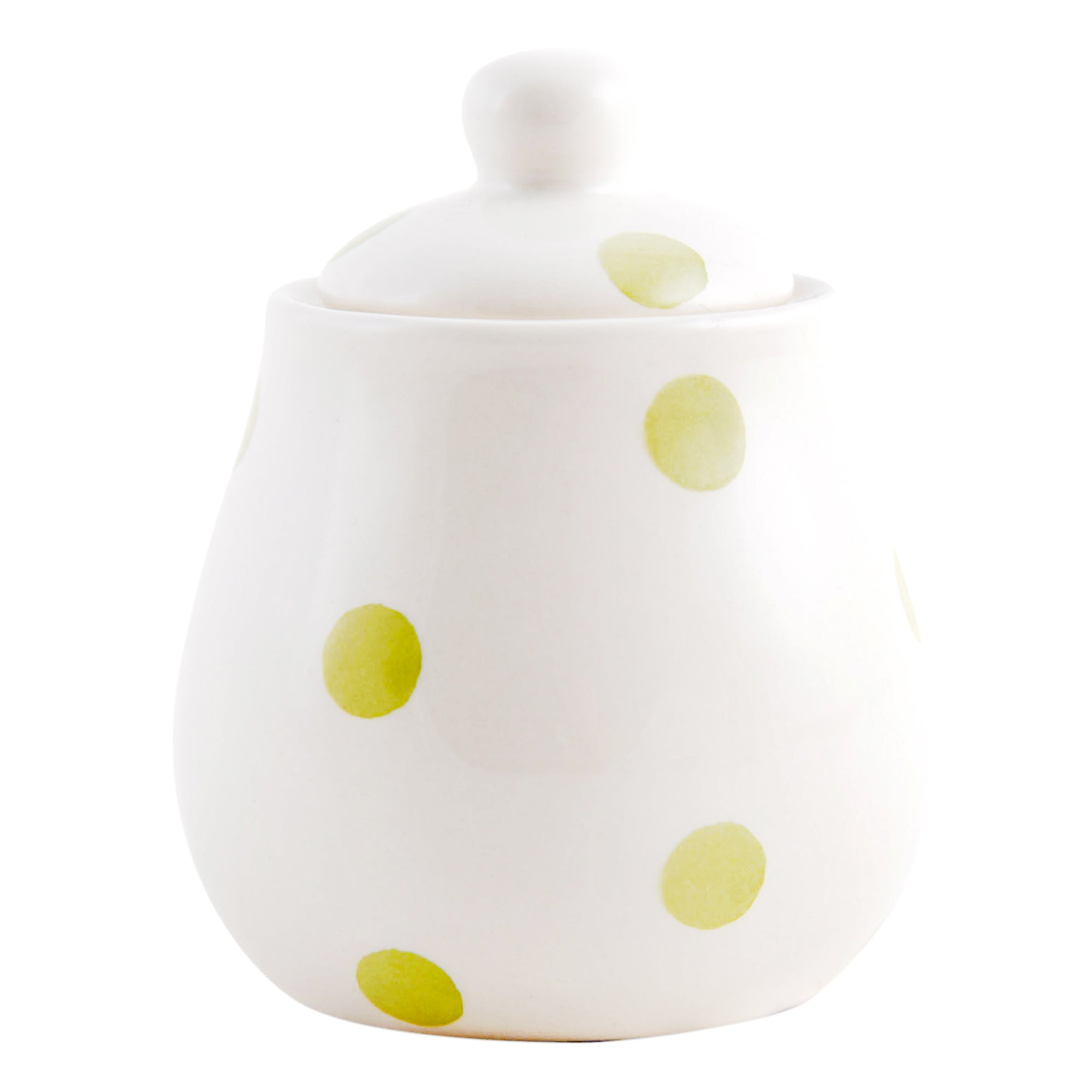 Sage Country Spot Collection Sugar Bowl