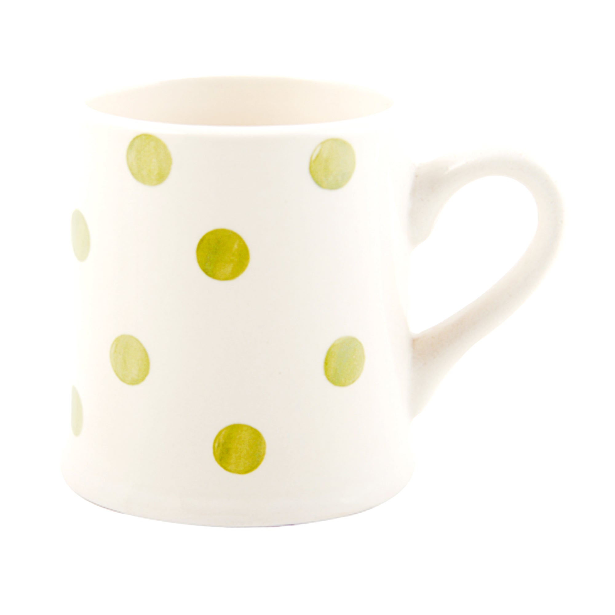 Sage Country Spot Collection Footed Mug