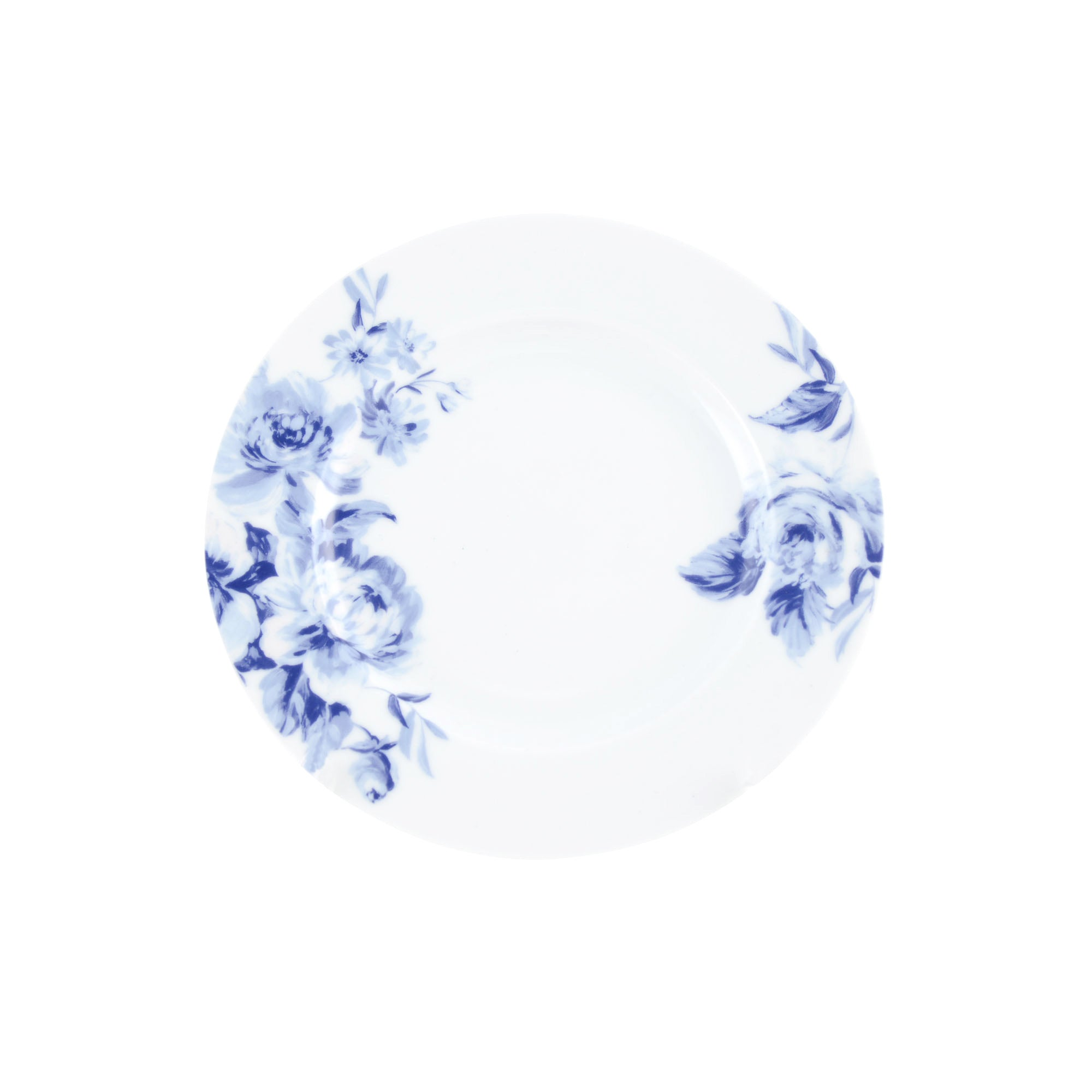Inky Collection Blue Side Plate