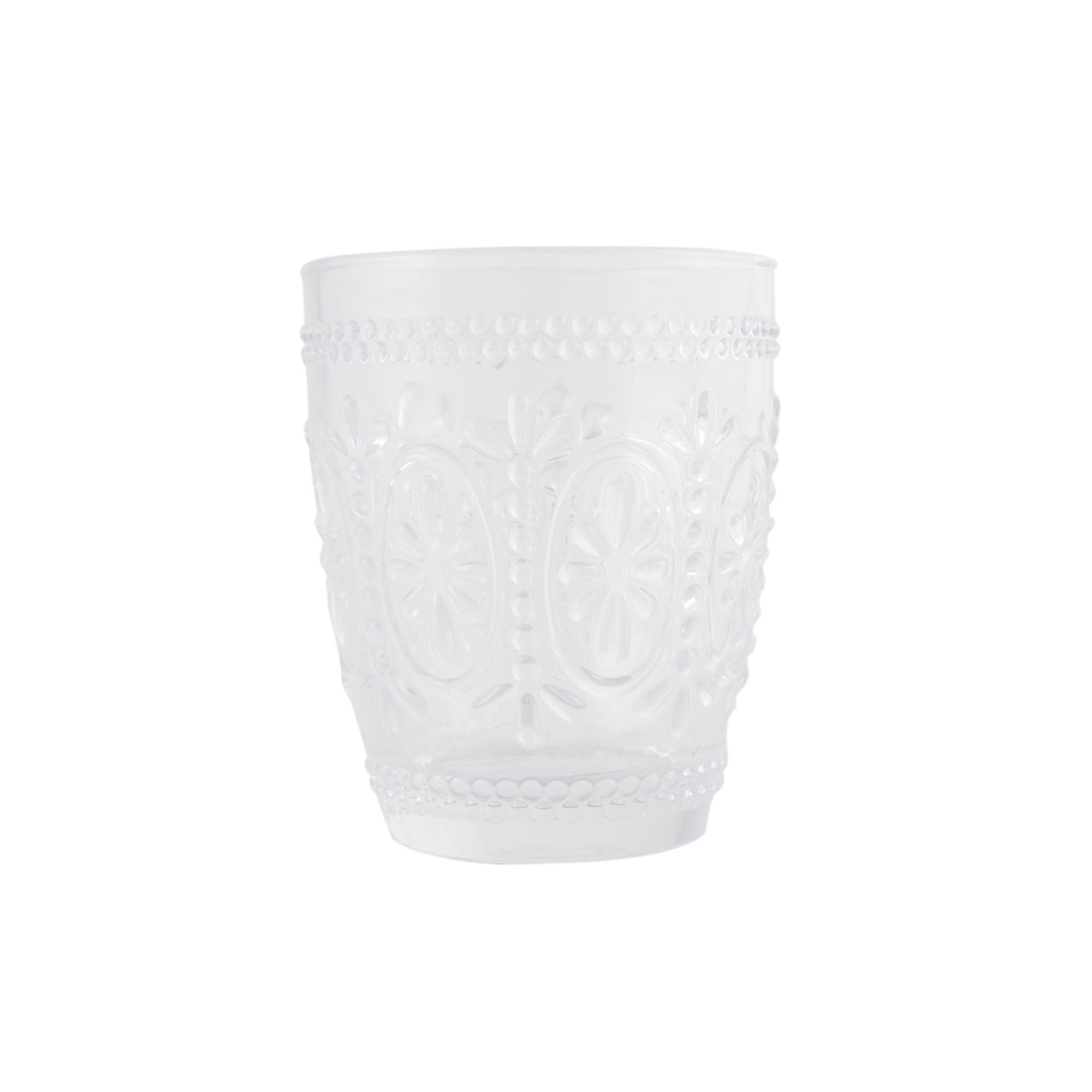 Maison Chique Collection Glass Tumbler