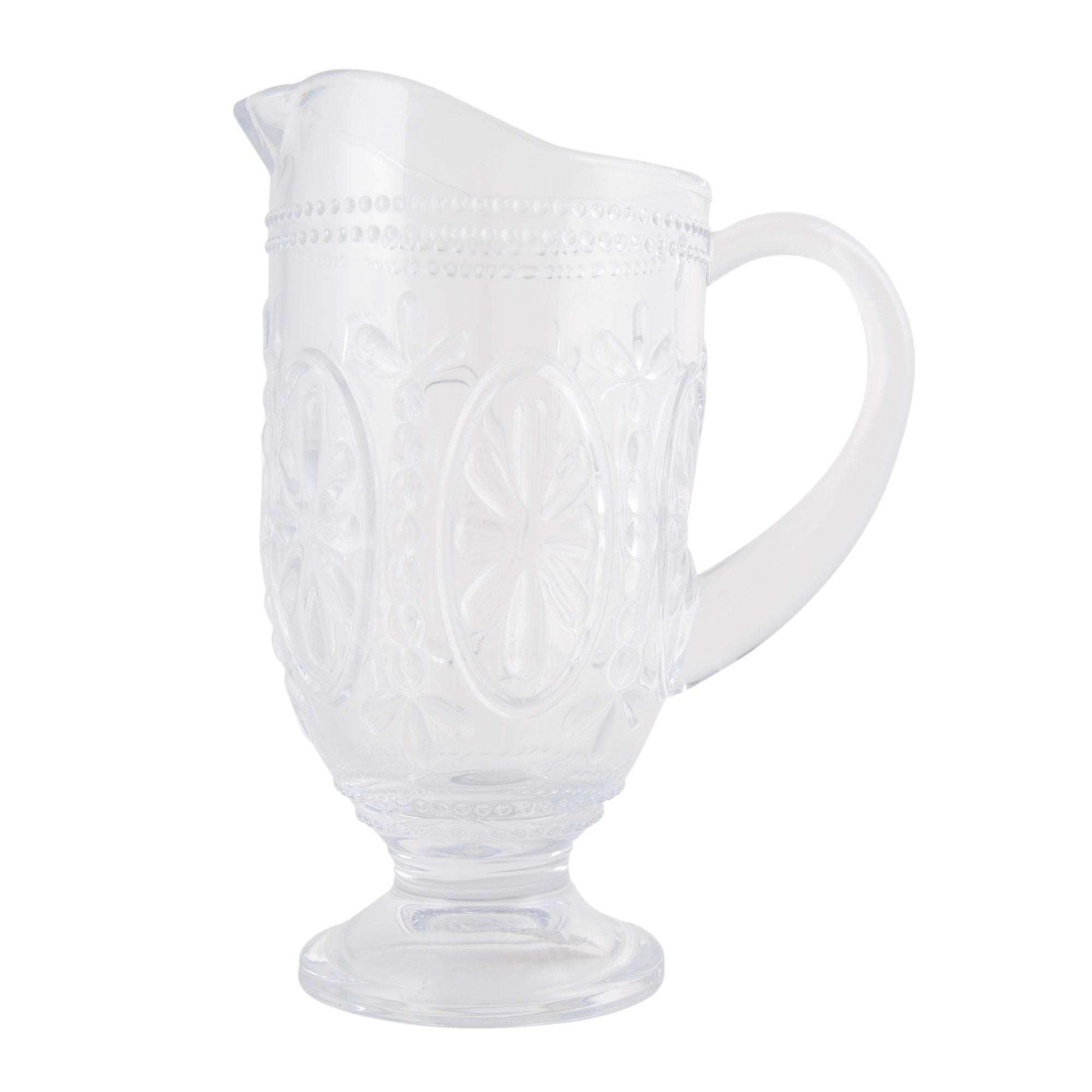 Maison Chique Collection Glass Jug