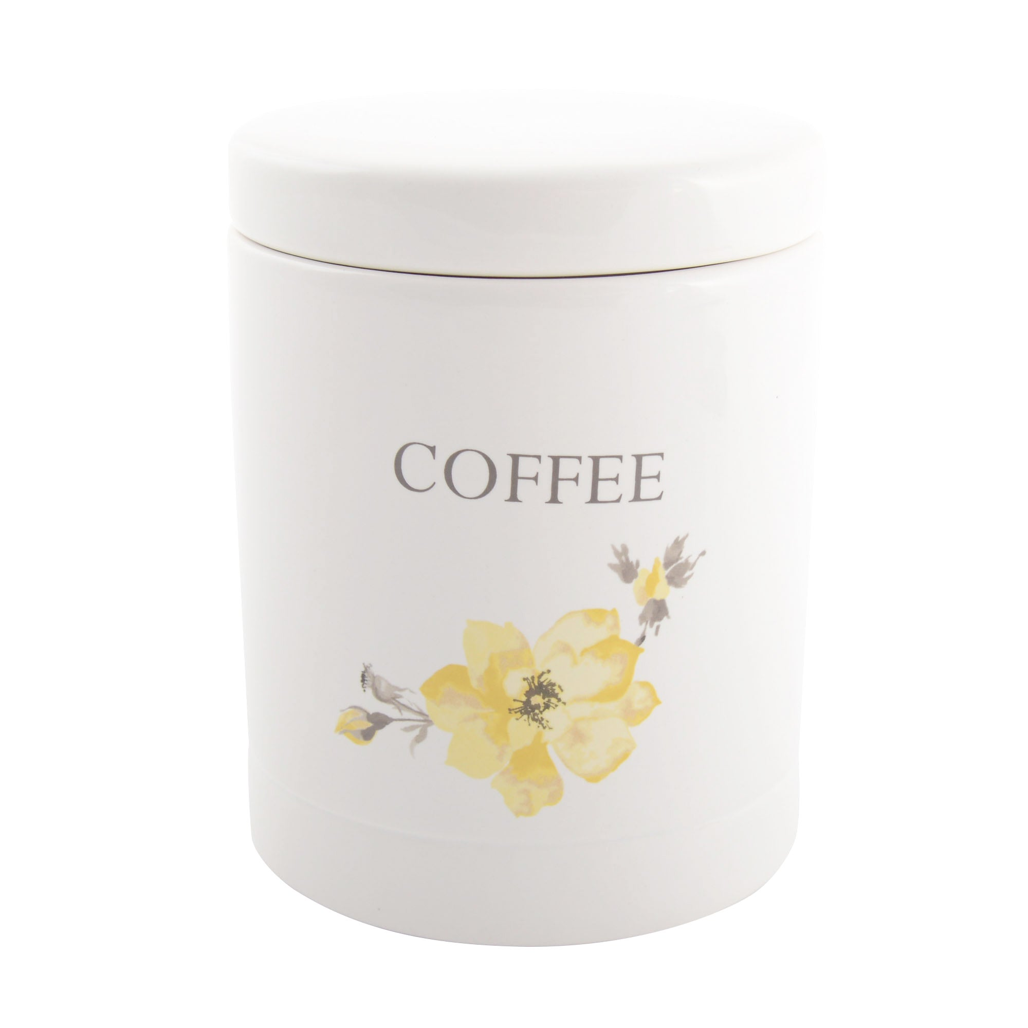 Meadow Blossom Collection Coffee Storage Jar