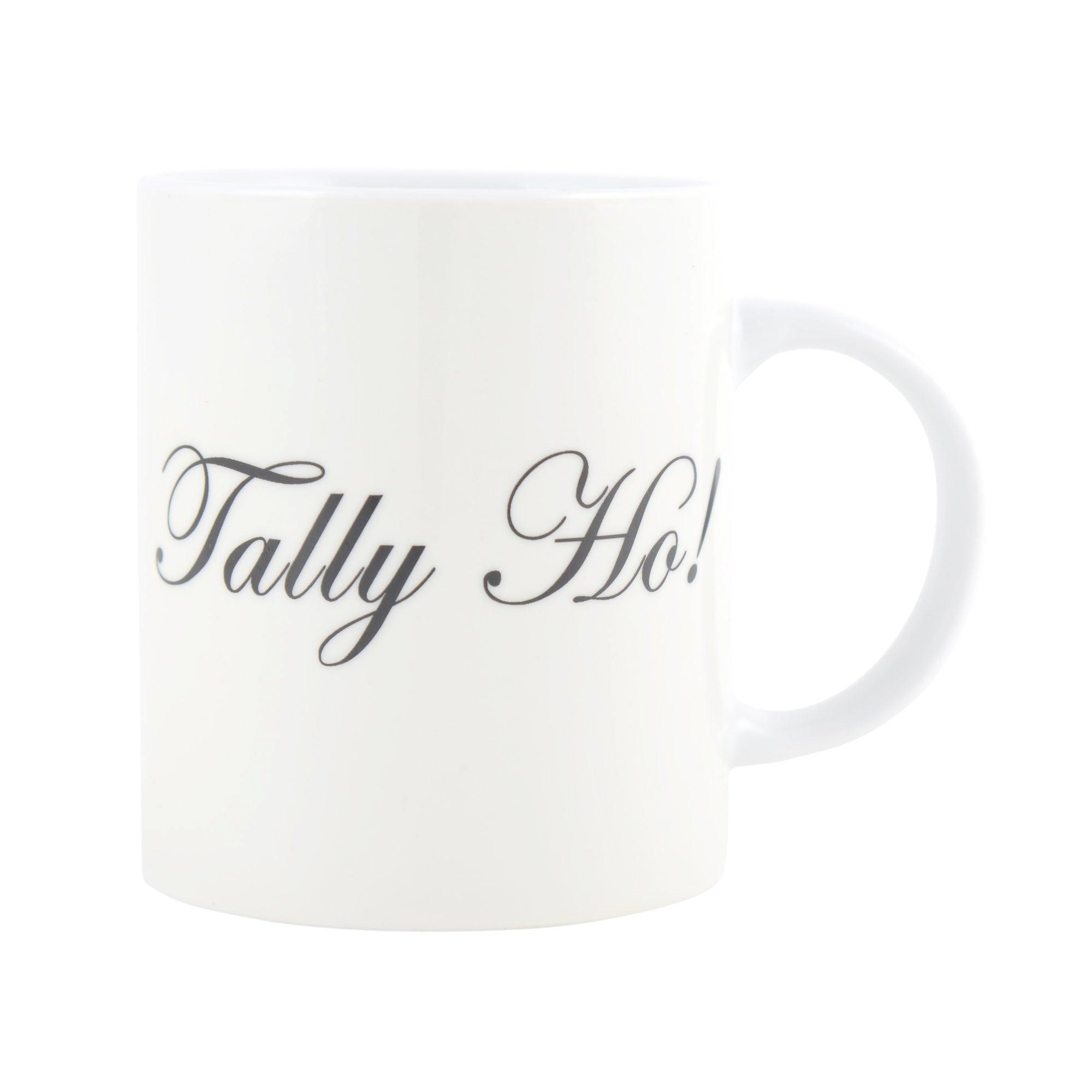 Tally Ho Mug