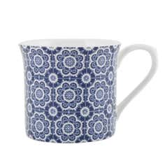 Indigo Bazaar Collection Blue Mug