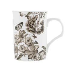 Foliage Butterfly Mug