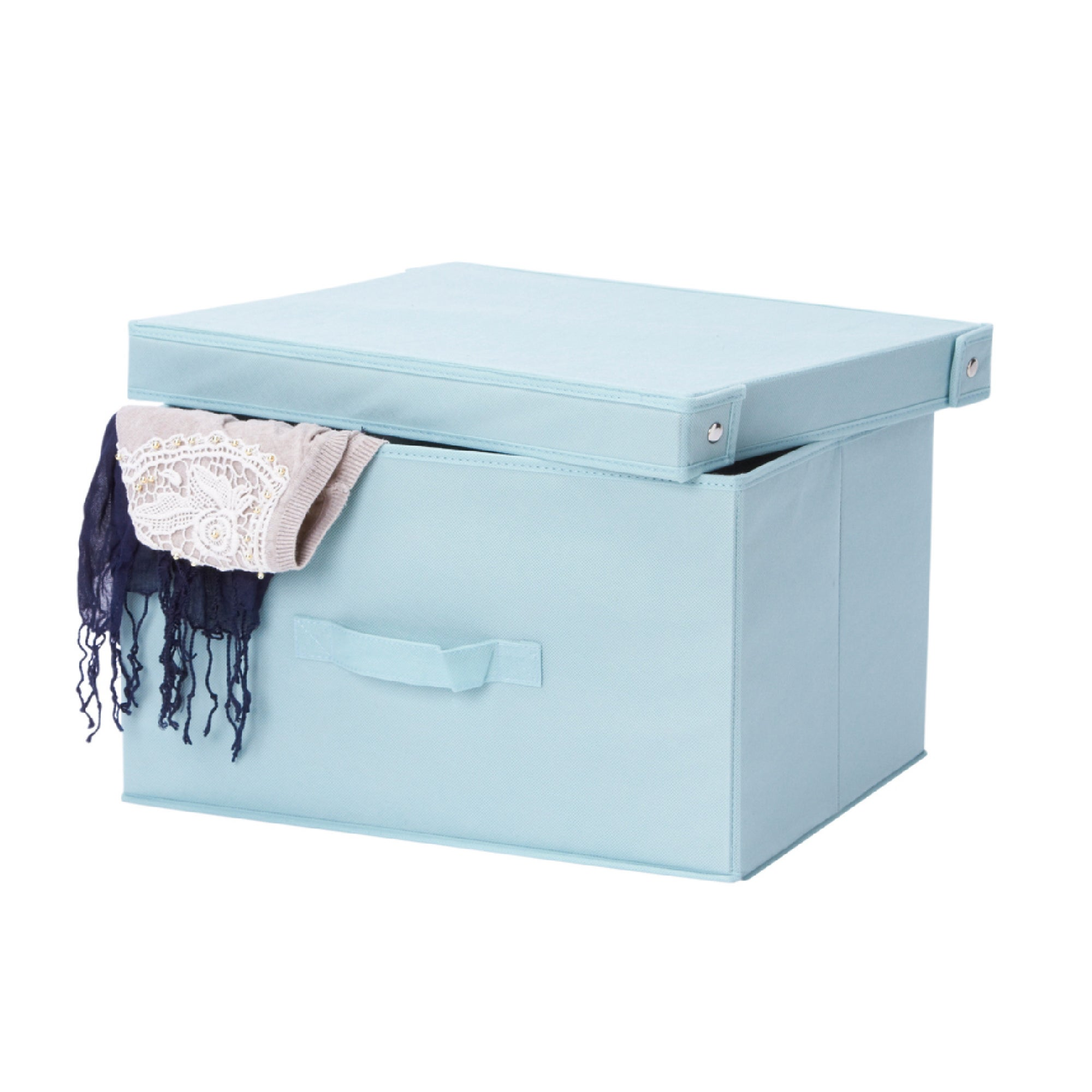 Duck Egg Clothes Storage Box