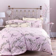 Heather Beautiful Birds Collection Duvet Cover