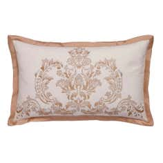 Gold Nina Collection Boudoir Cushion