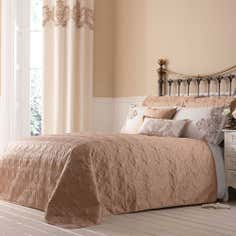 Gold Nina Collection Bedspread