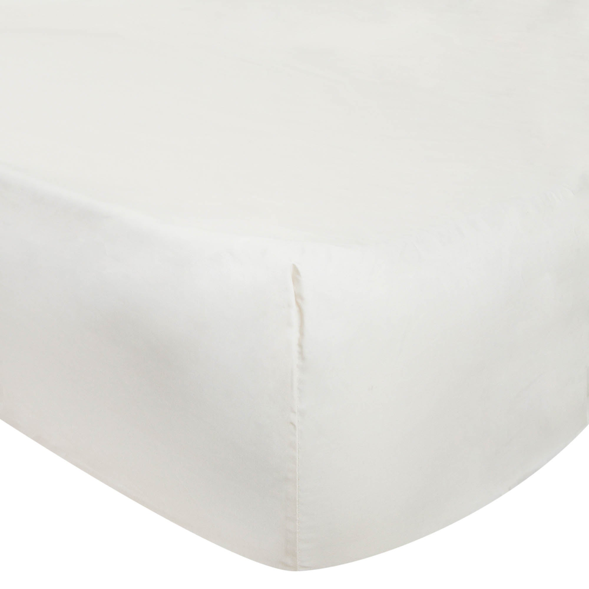 Dorma 300 Thread Count Plain Dye Collection Deep Fitted Sheet
