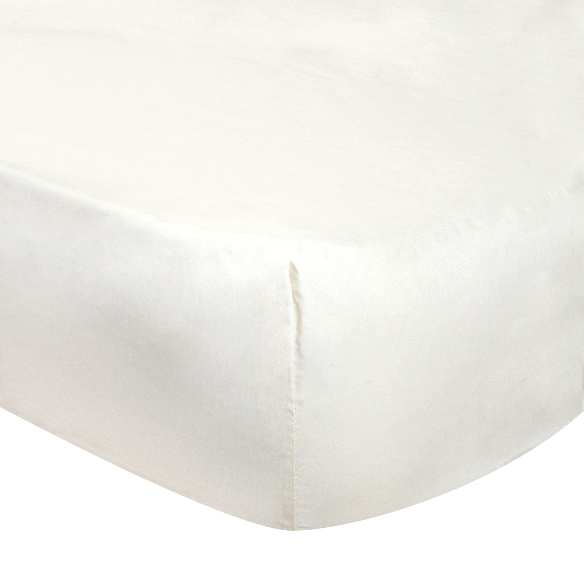 Dorma 300 Thread Count Plain Dye Collection Fitted Sheet