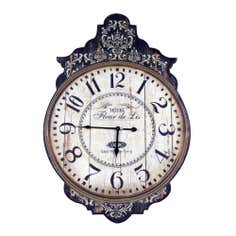 Ornate Wooden Clock