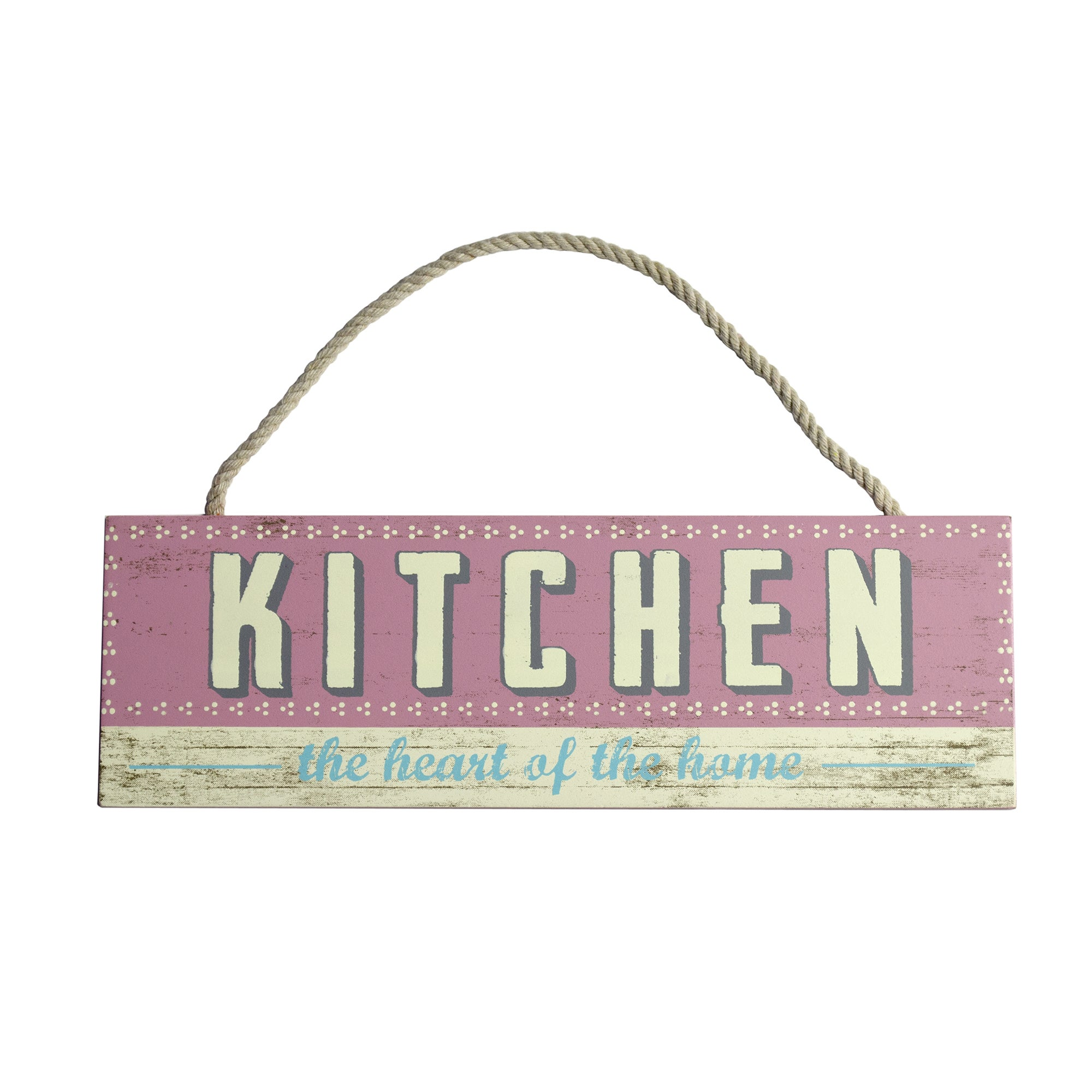 Kitchen Wooden Plaque