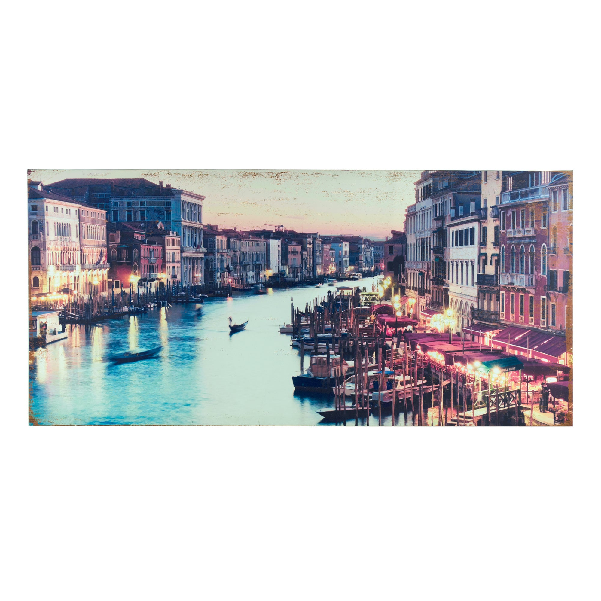 Venice Printed Canvas