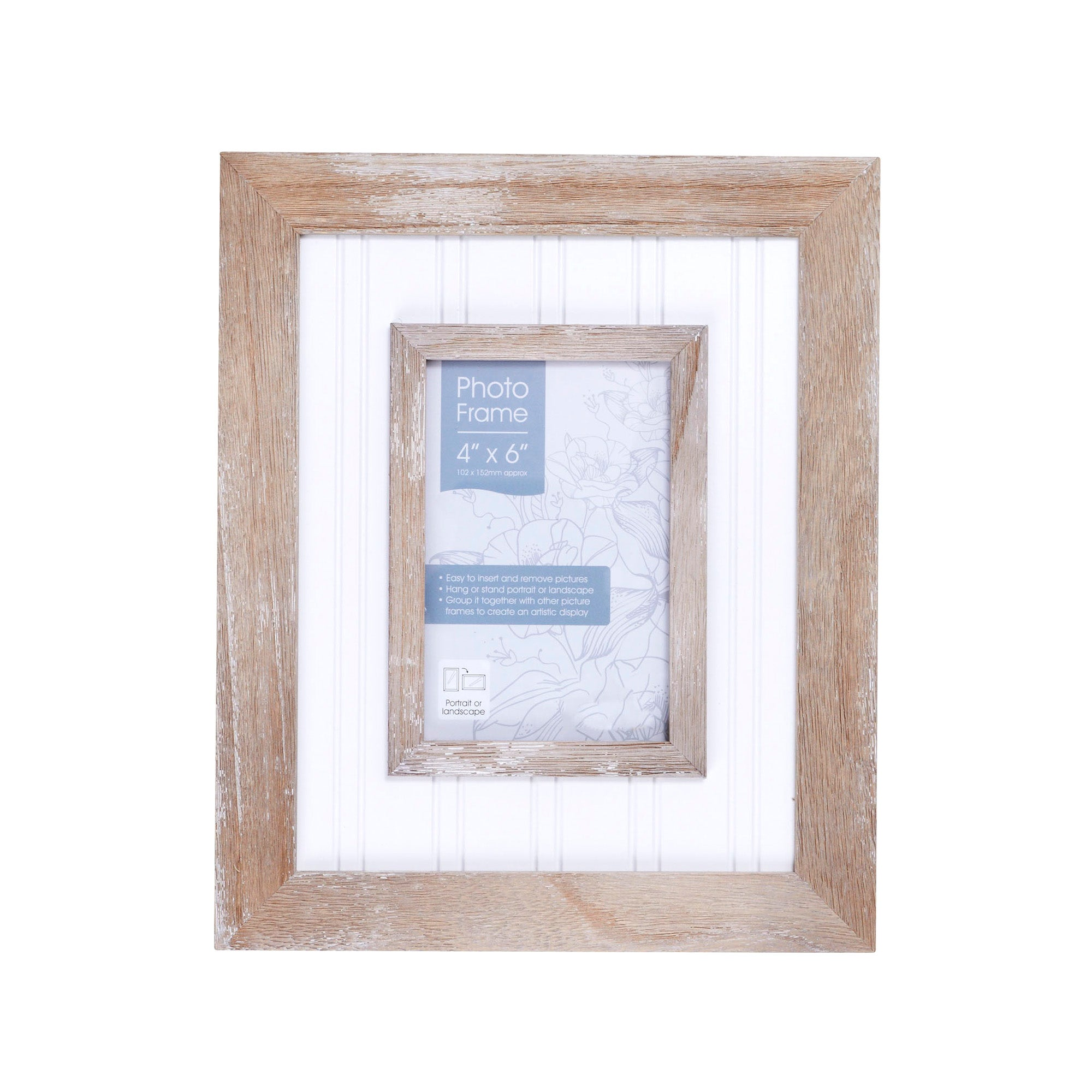 Hampton Photo Frame