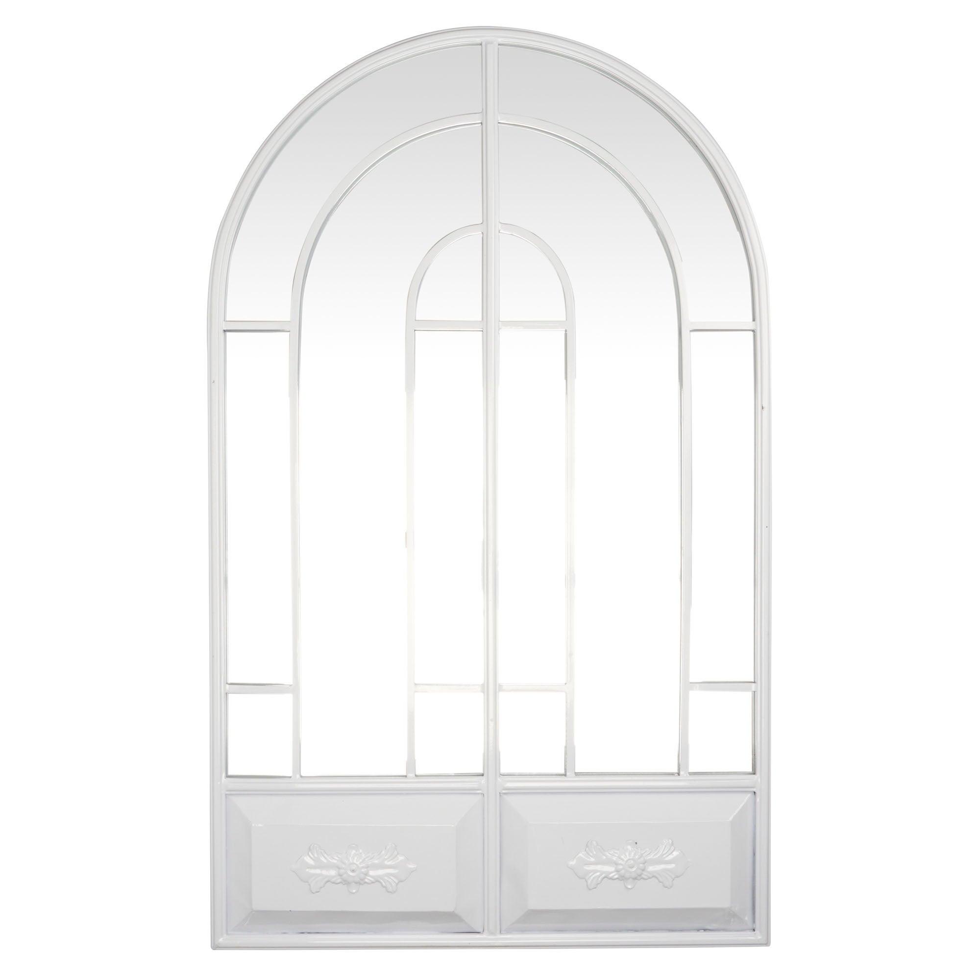 Round Arch Mirror - Dunelm