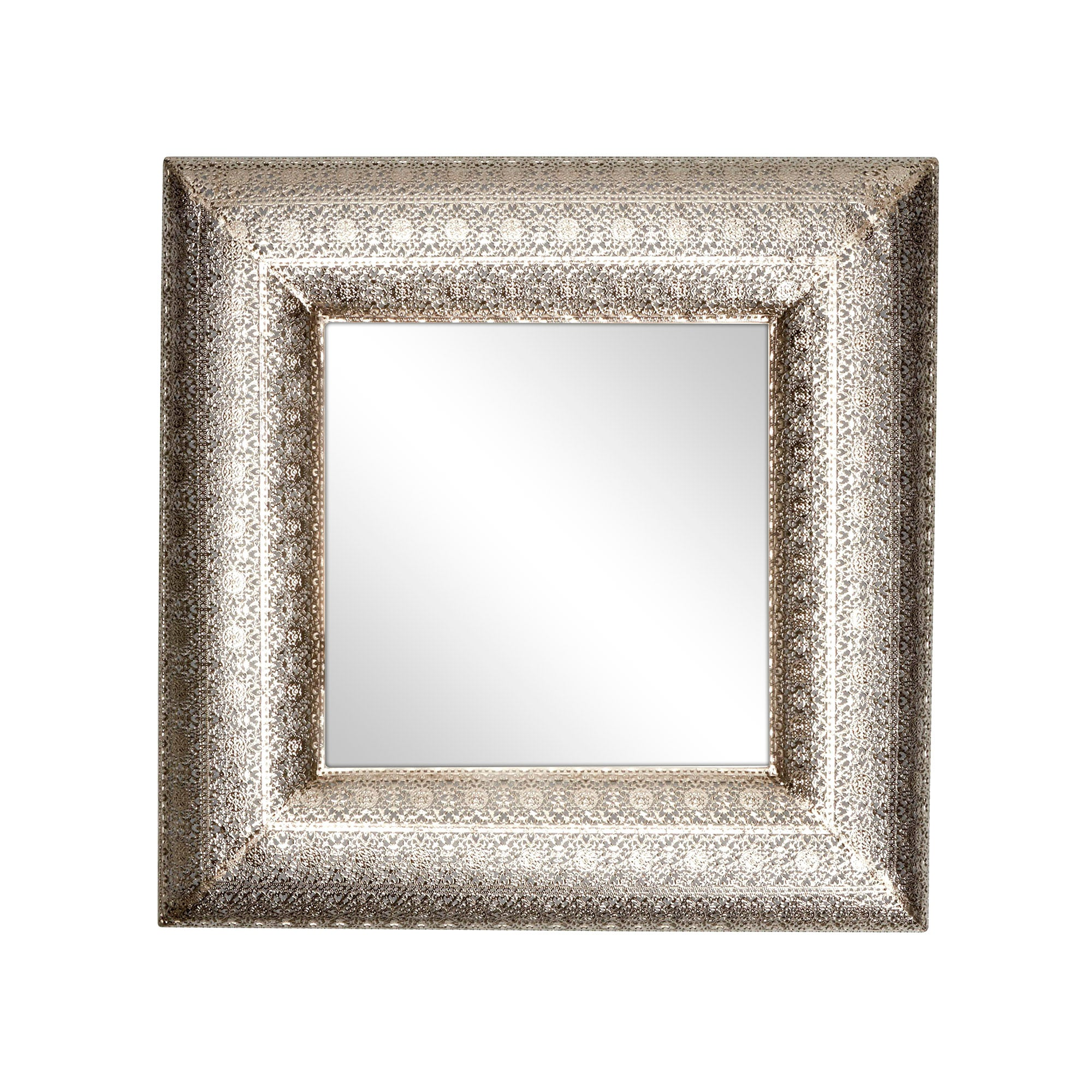 Morrocan Cut Out Mirror