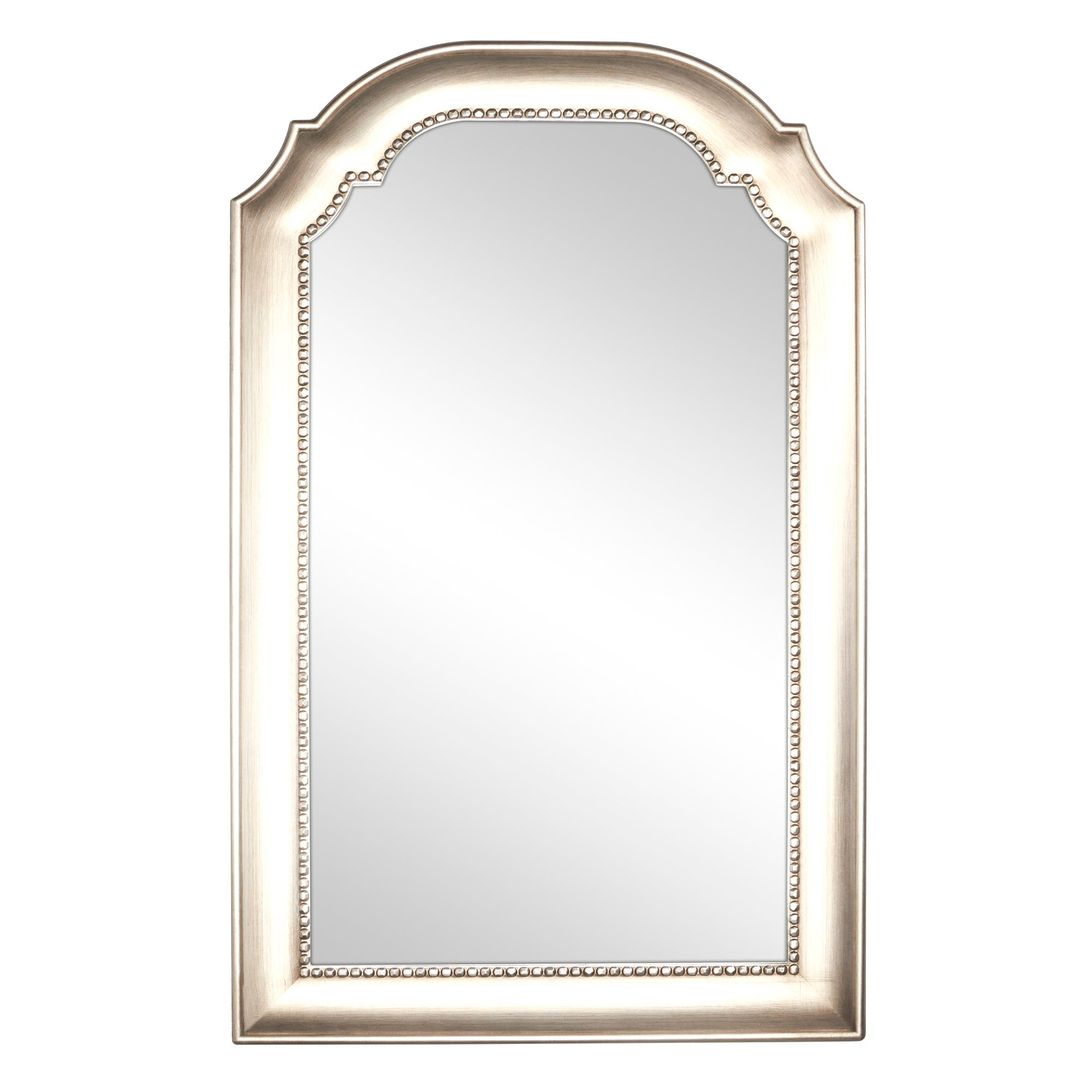 Beaded Edge Wall Mirror