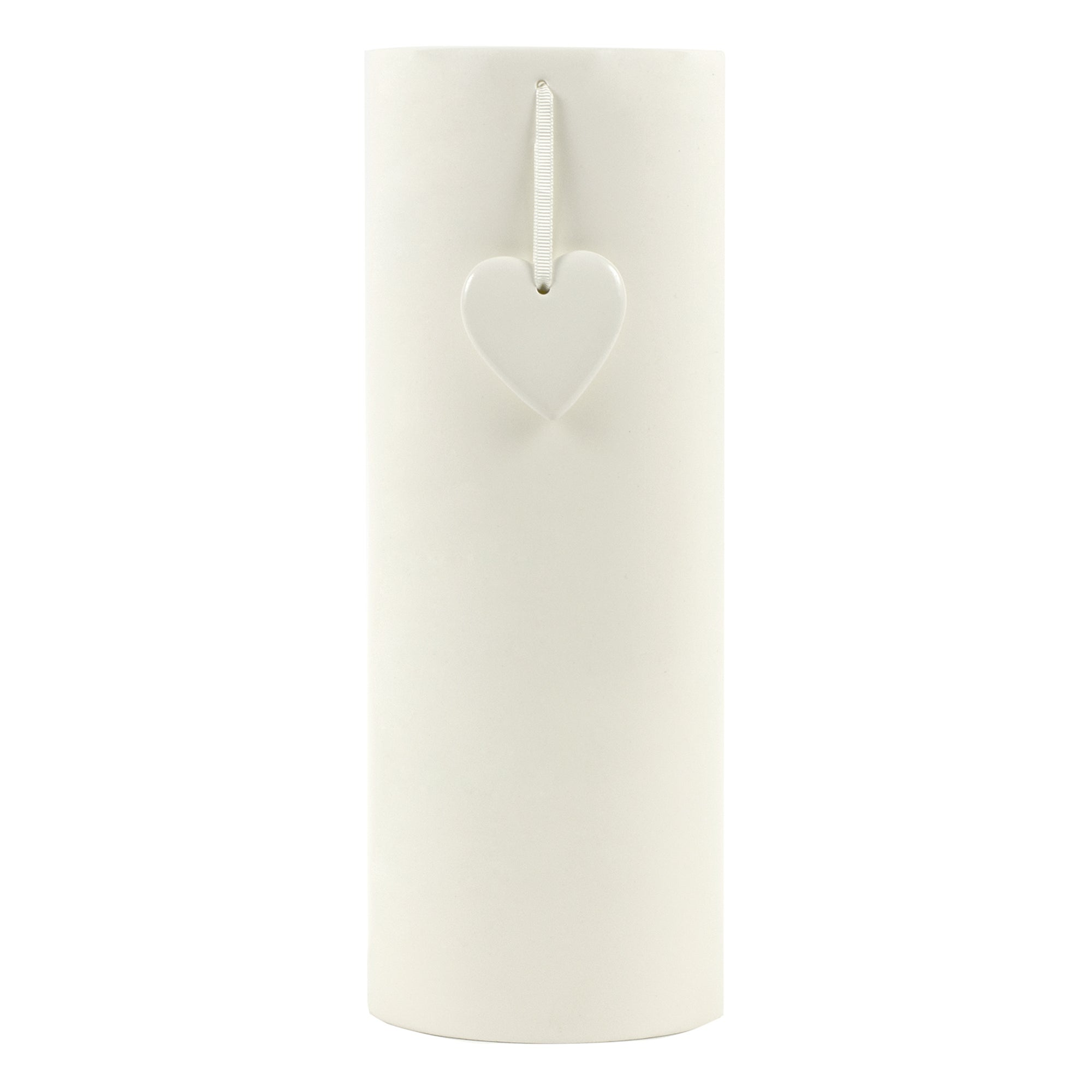 Candy Rose Collection Ivory Vase