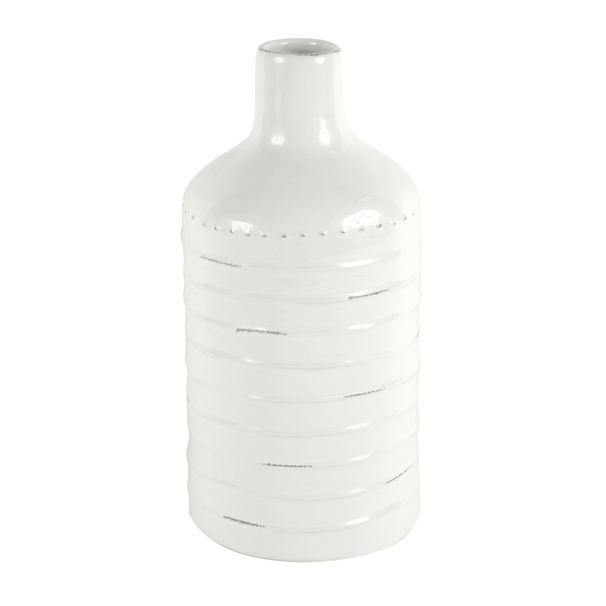 Hamptons Collection Small Bottle Vase