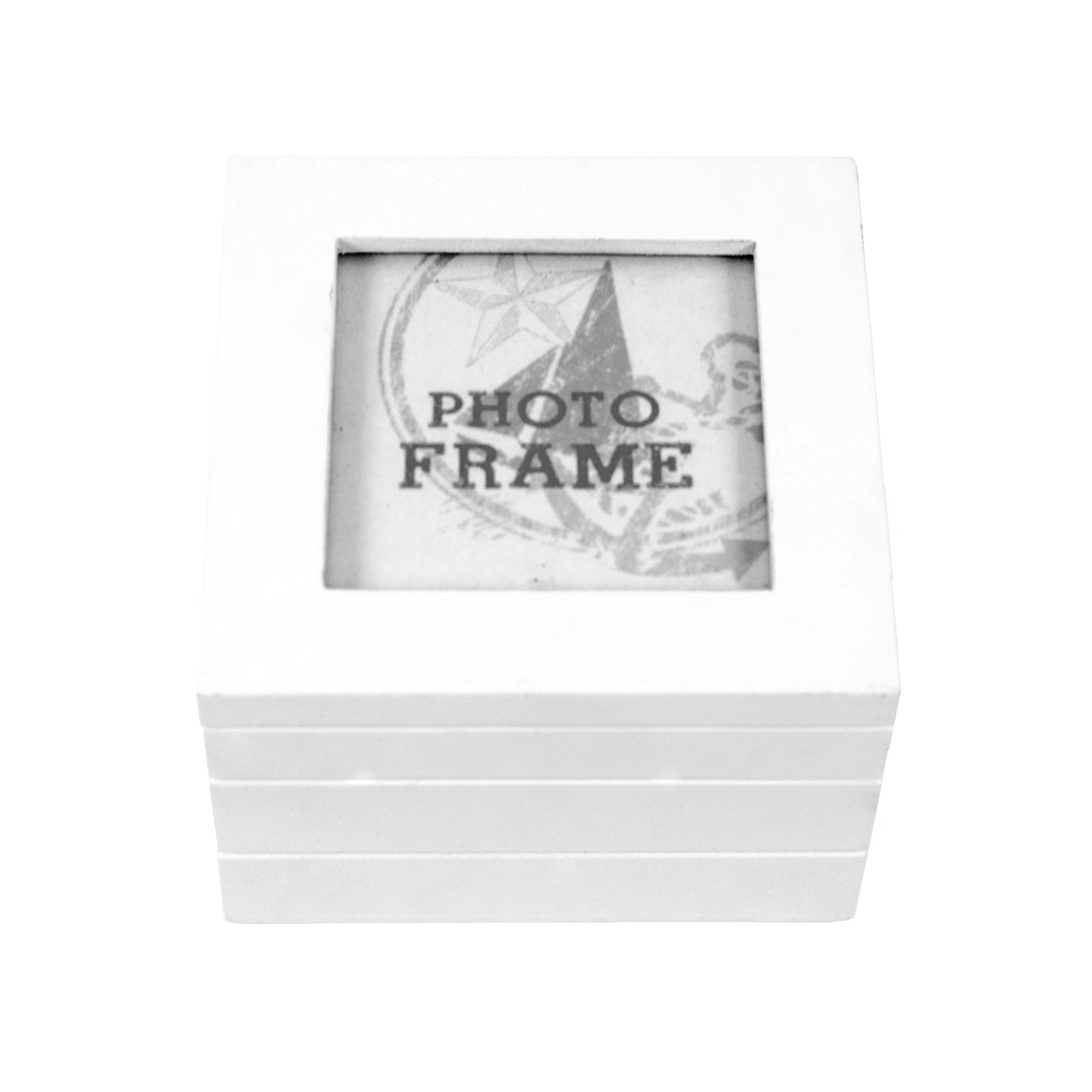 The Hamptons Collection Small Ridged Trinket Box