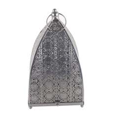 Indigo Bazaar Collection Metal Lantern