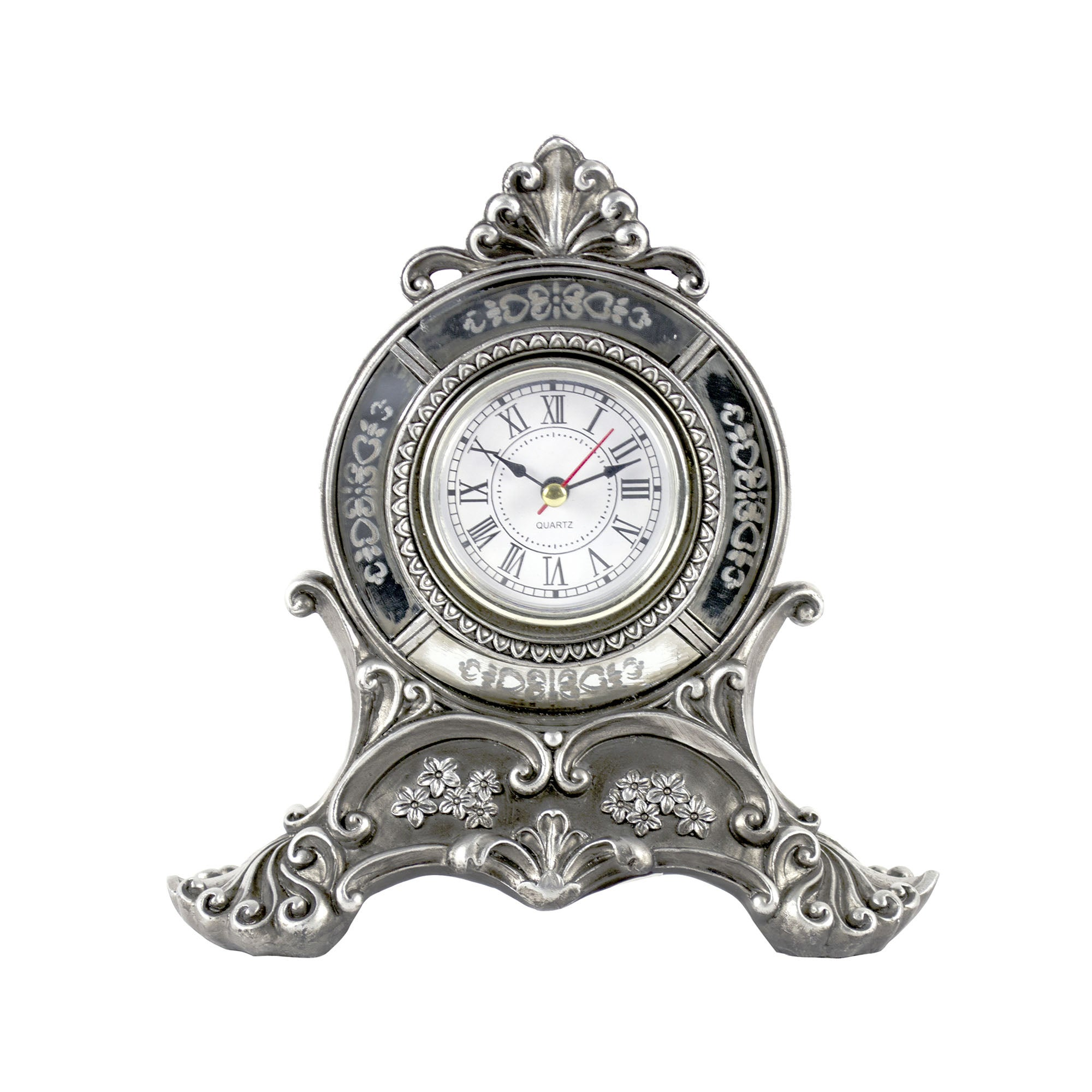 Maison Chique Collection Ornate Mantel Clock