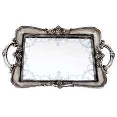 Maison Chique Collection Venetian Mirror Tray