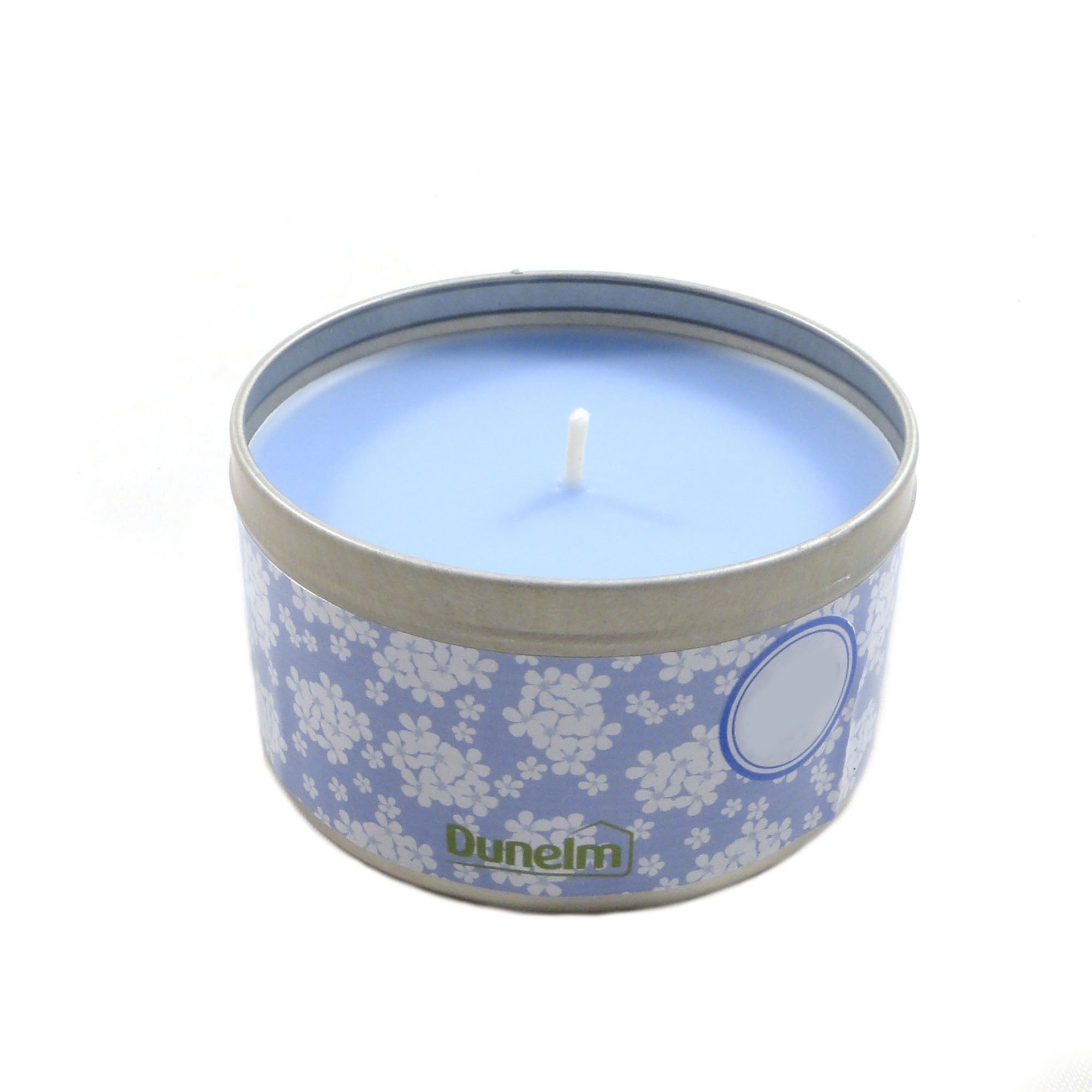 Home Fragrance Fresh Blossom Tin Candle