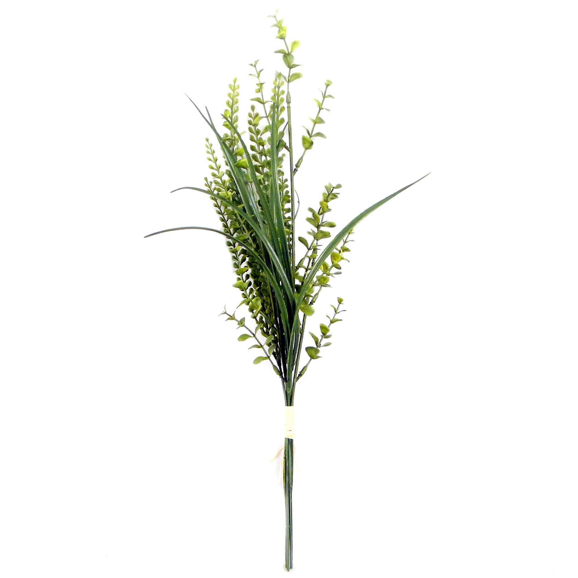 Artificial Mixed Wild Grass Bundle