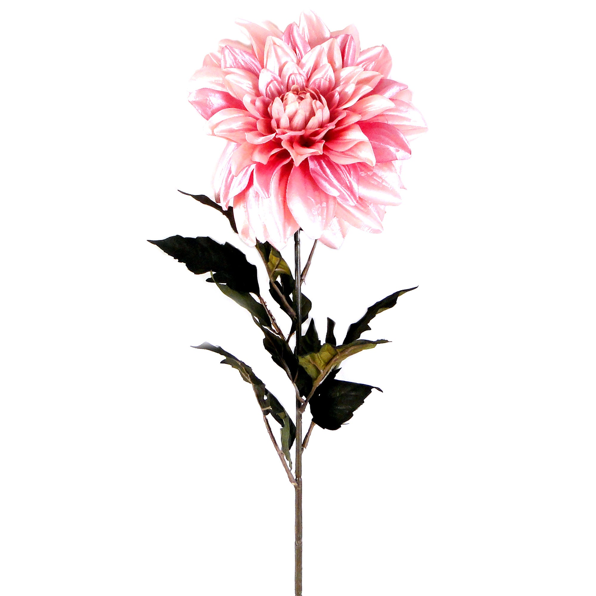 Artificial Giant Lustre Dahlia